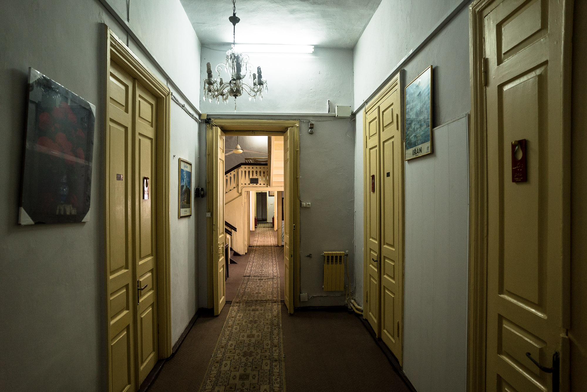 Gole Sang hotel