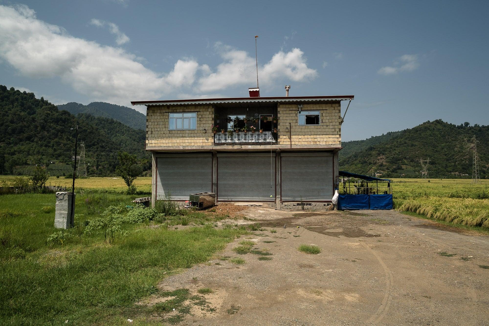 house in Gilan