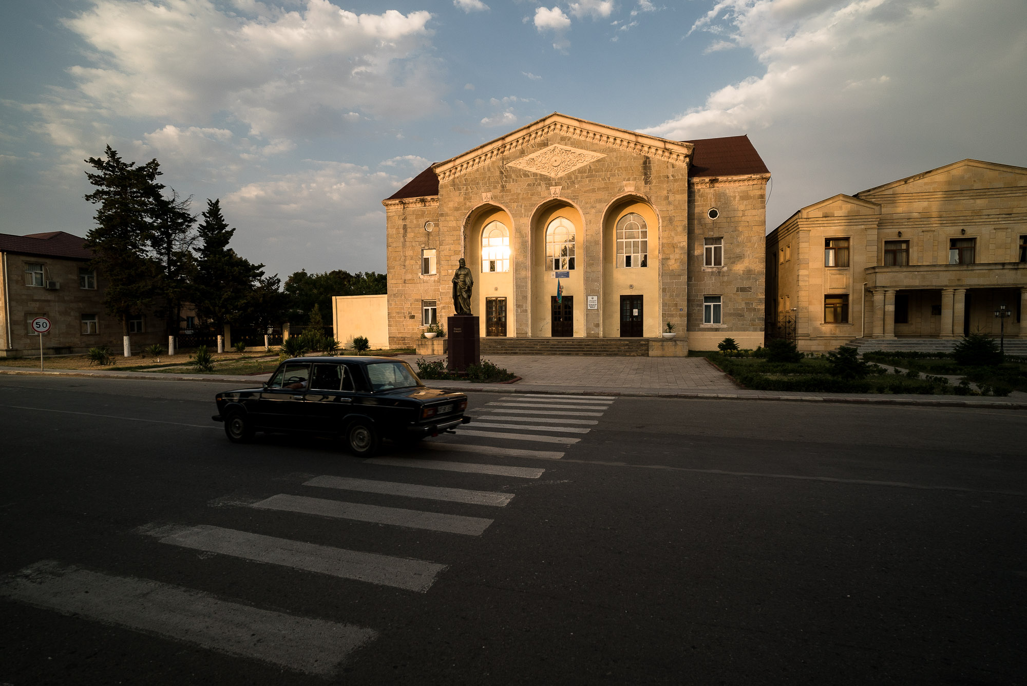 Astara in Azerbaijan