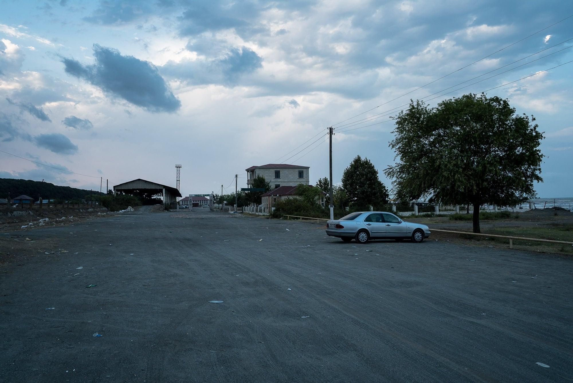 road into Siyavan