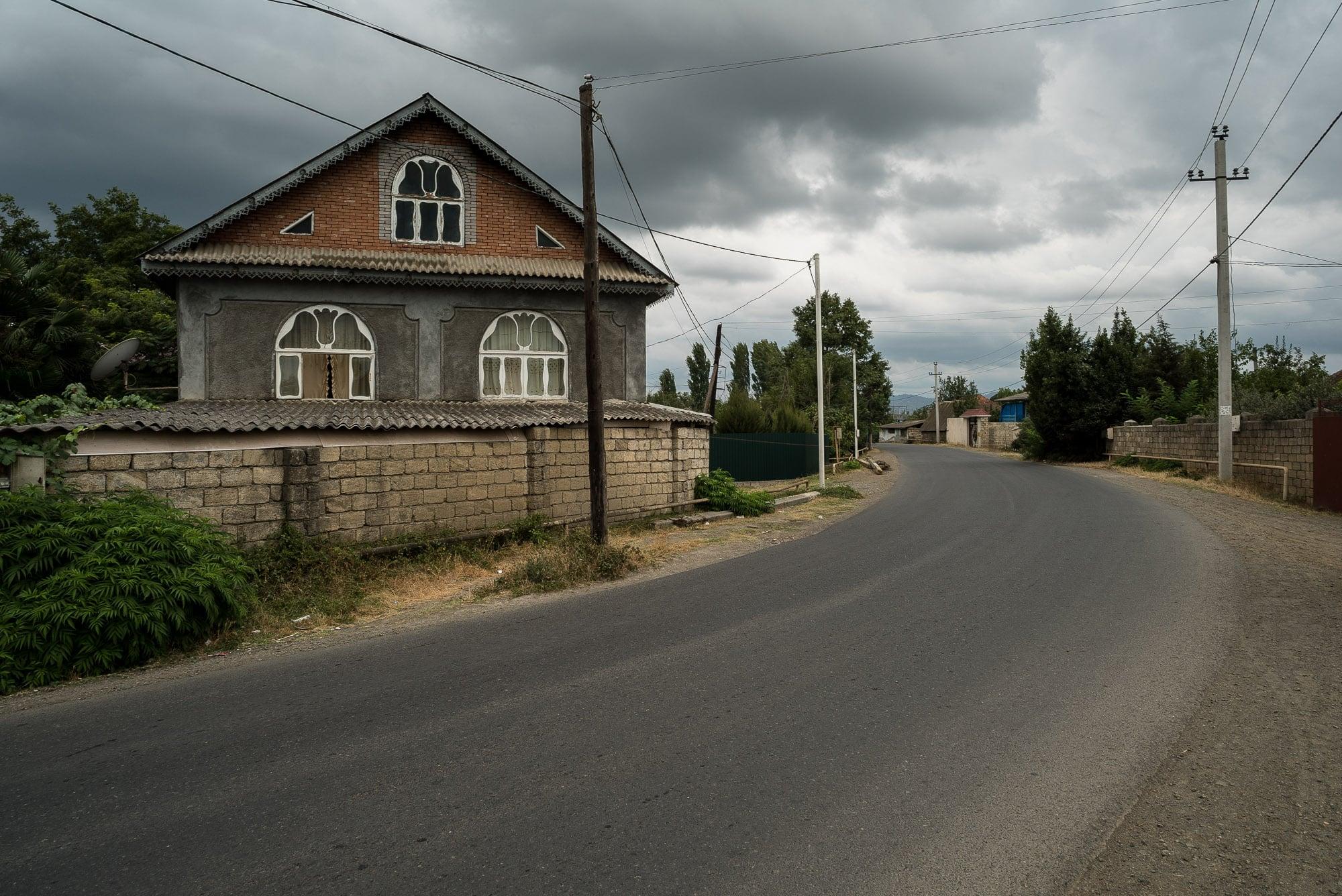 house in Azerbaijan