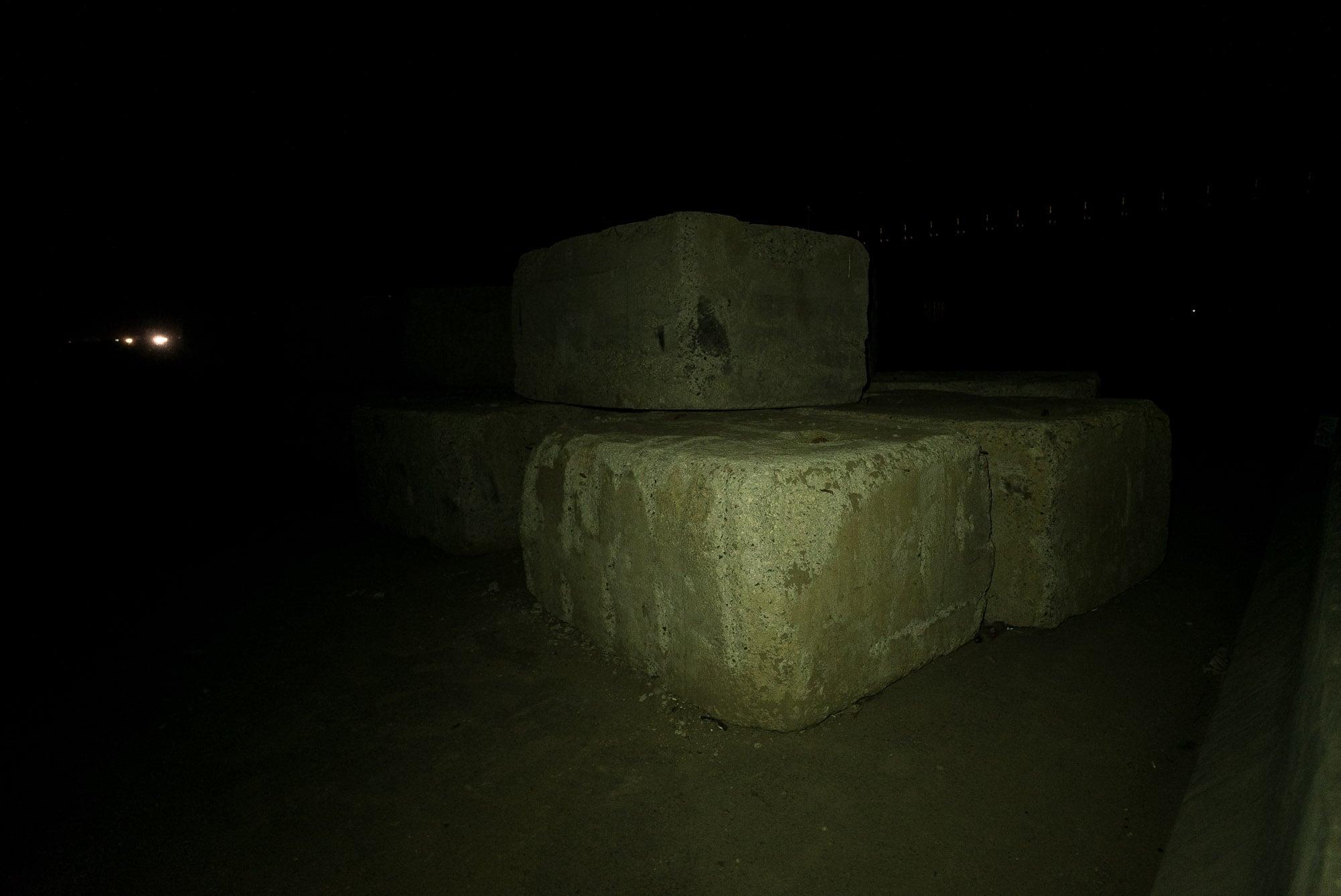 new barricade