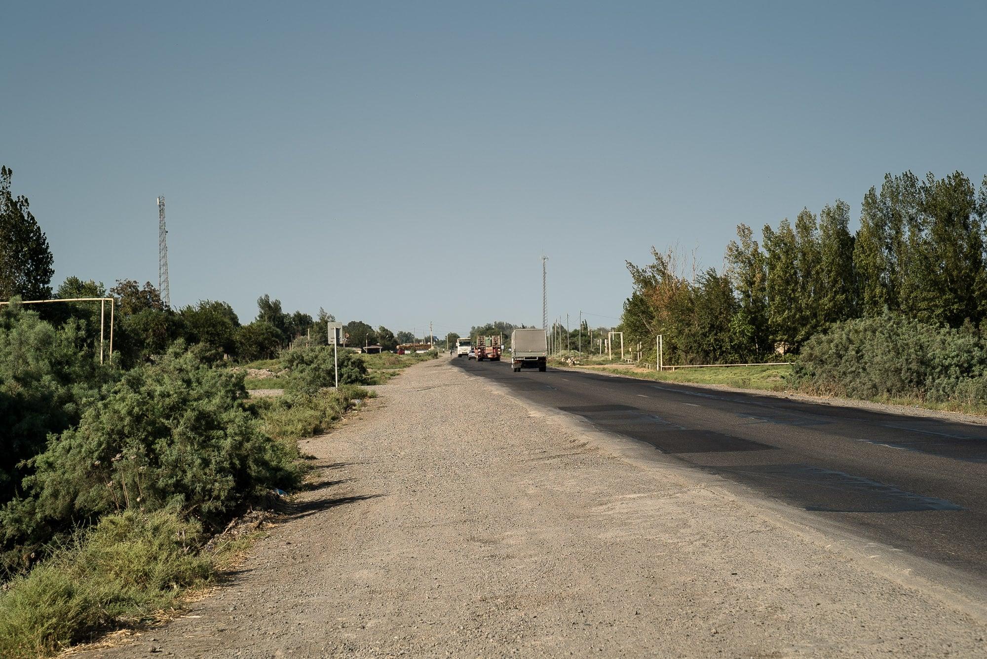 road to Salyan