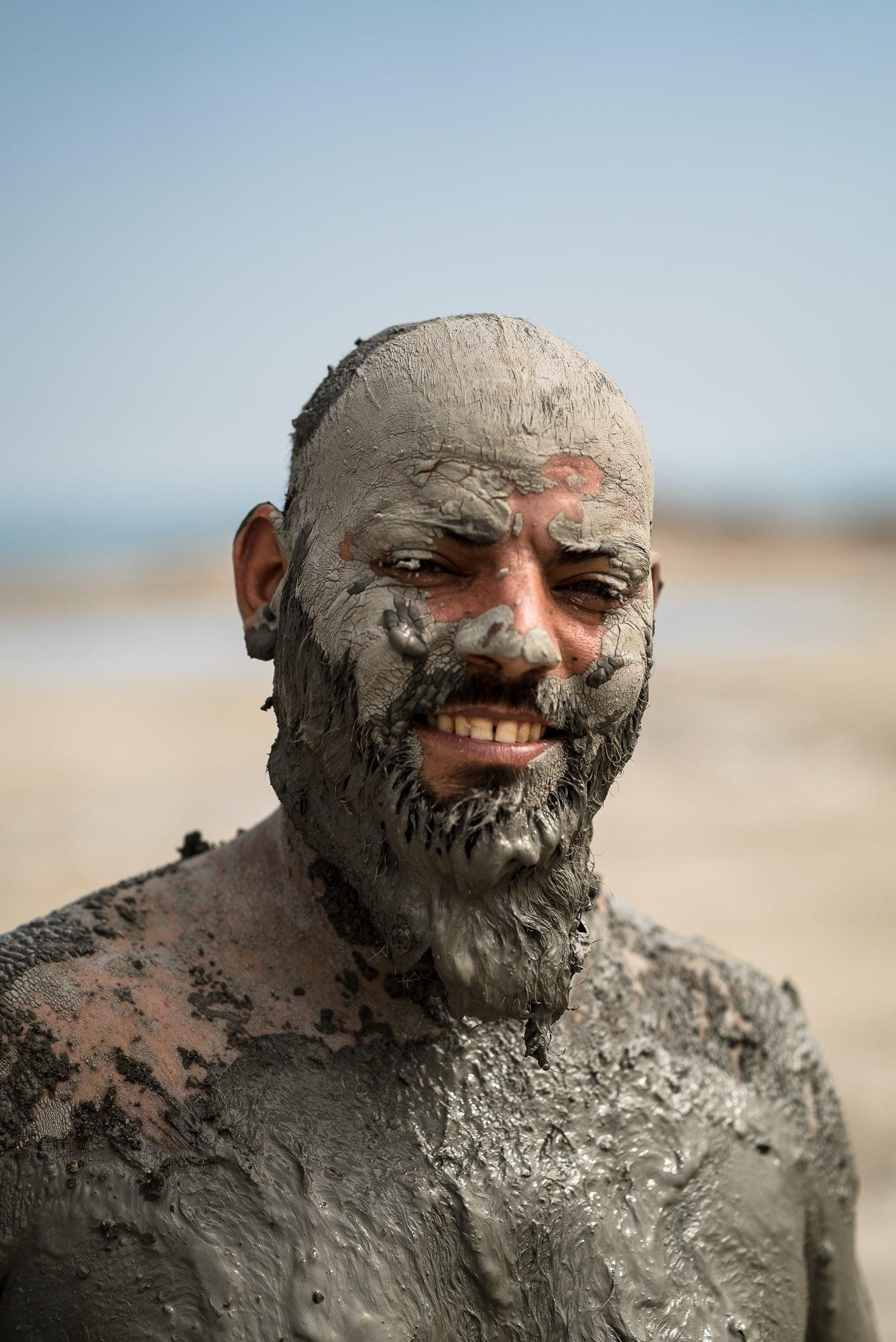 mud bather
