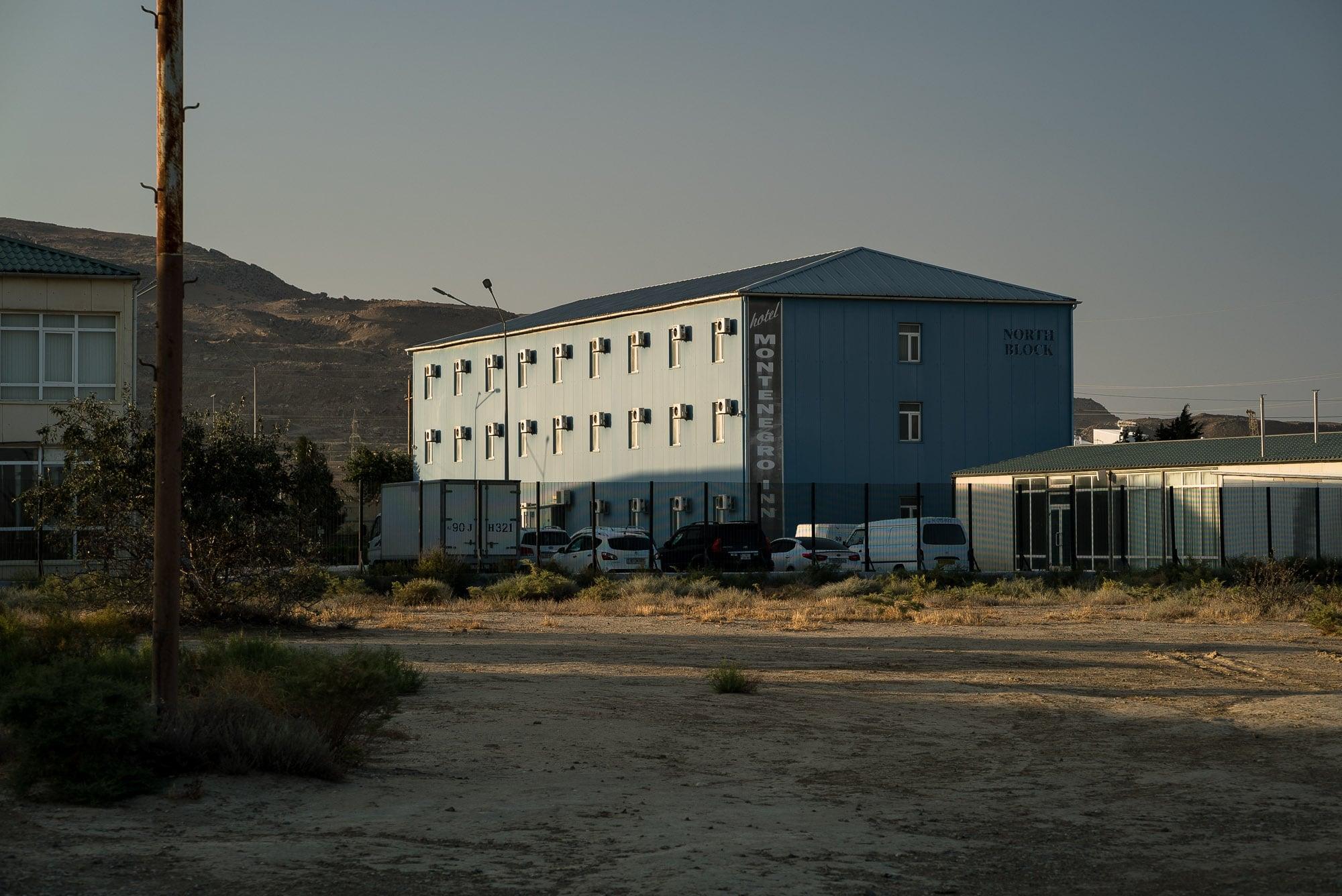 hotel in Qaradagh