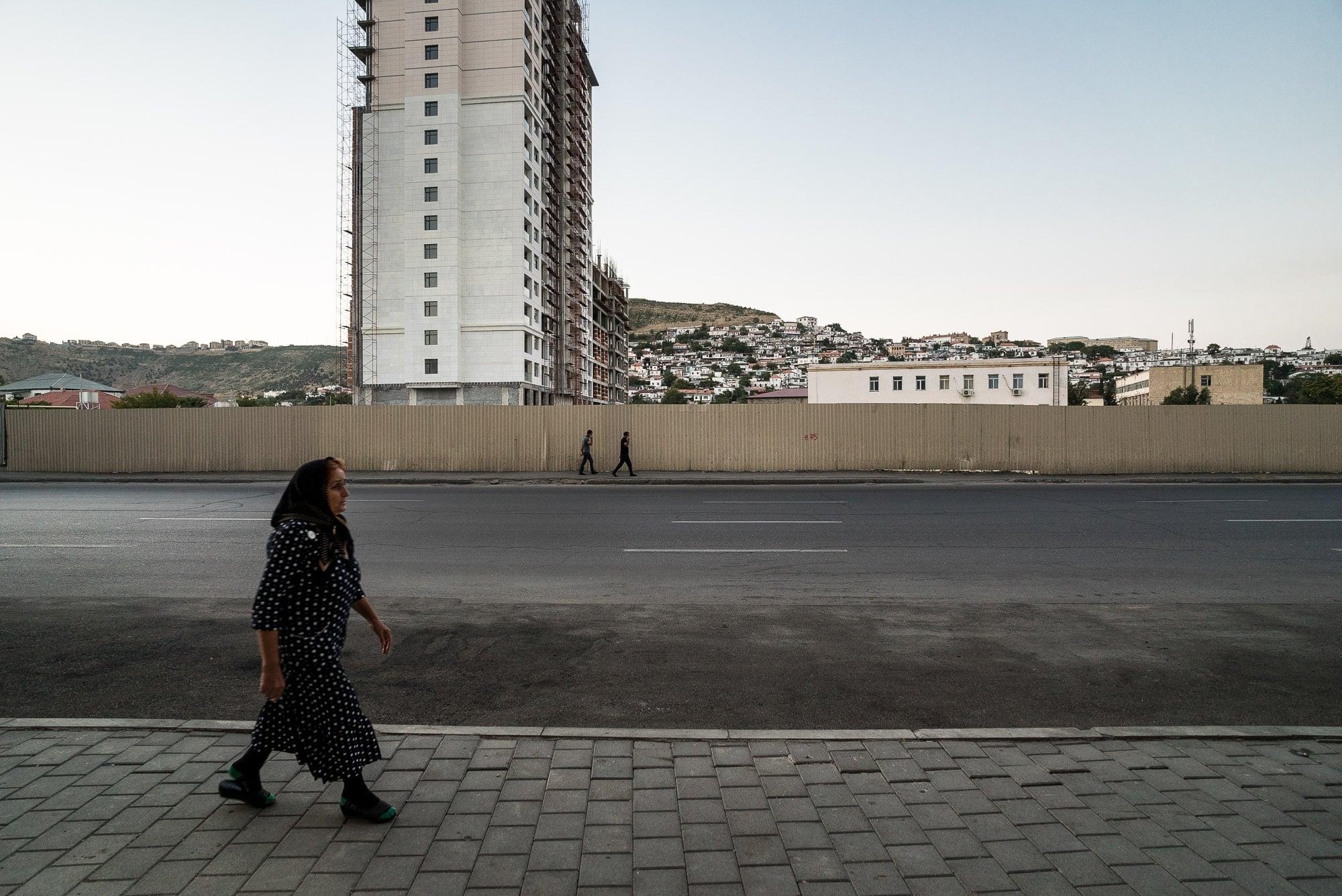 suburb of Baku