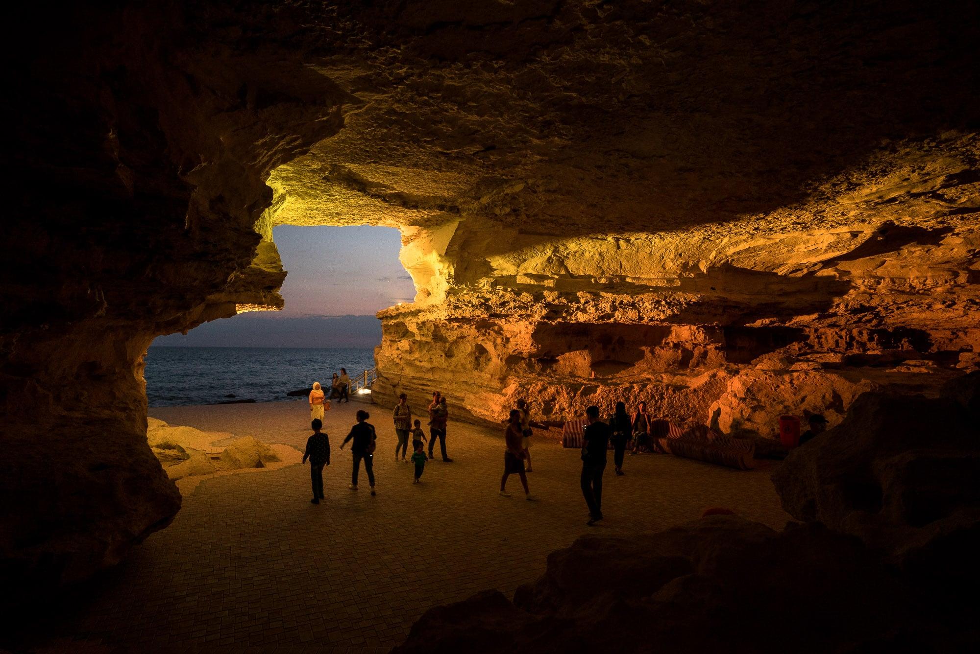 cave in Aktau