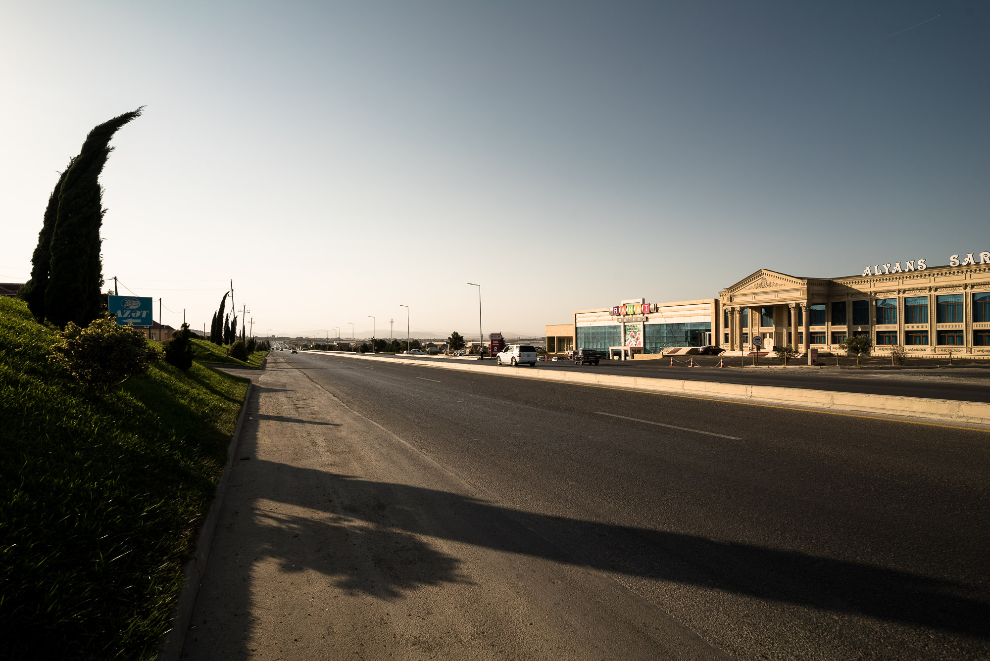 20km out of Baku