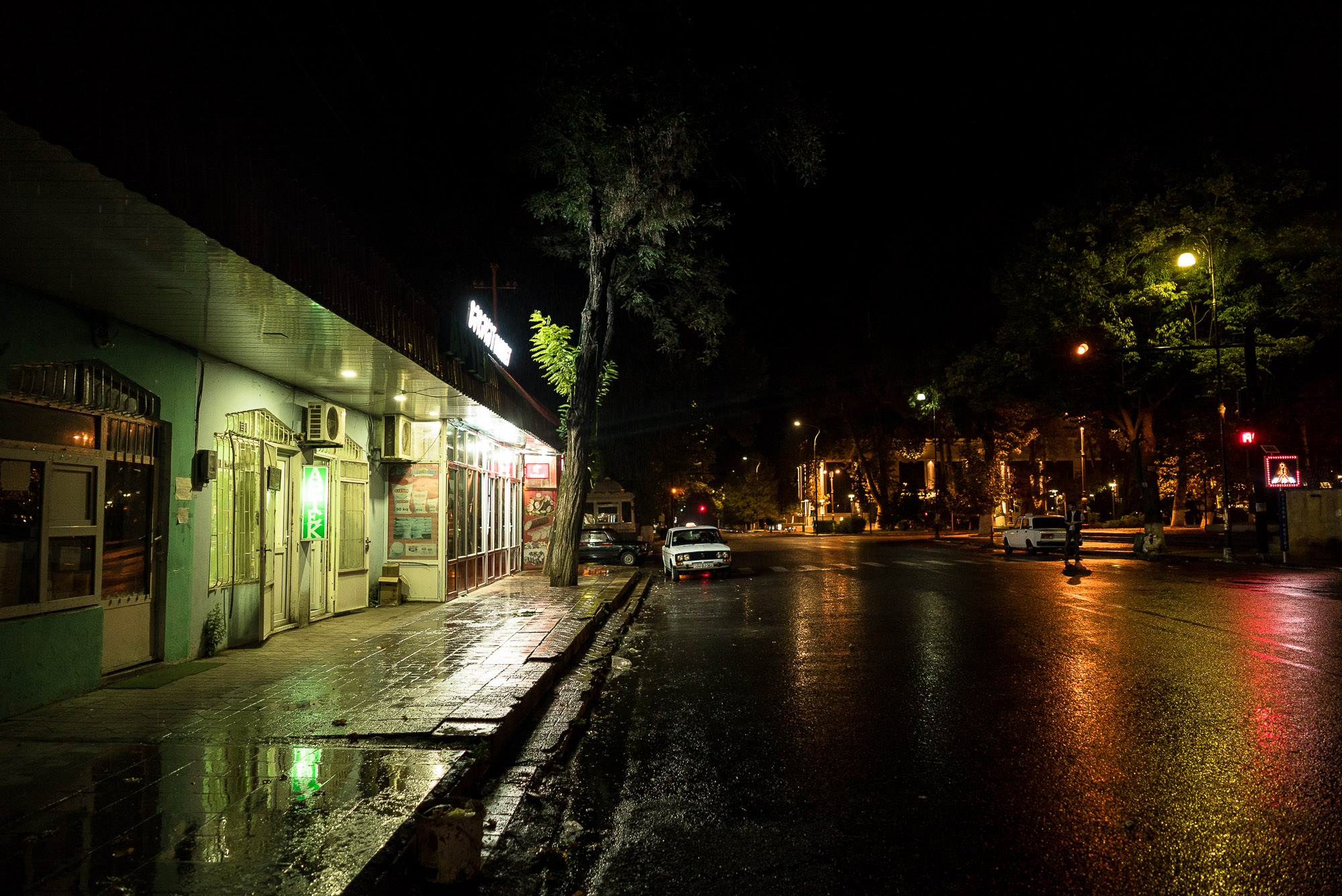 rain in Ismailli