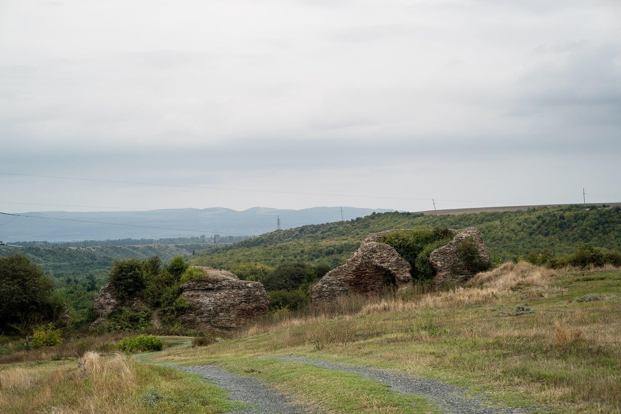 ruins of Old Gebele