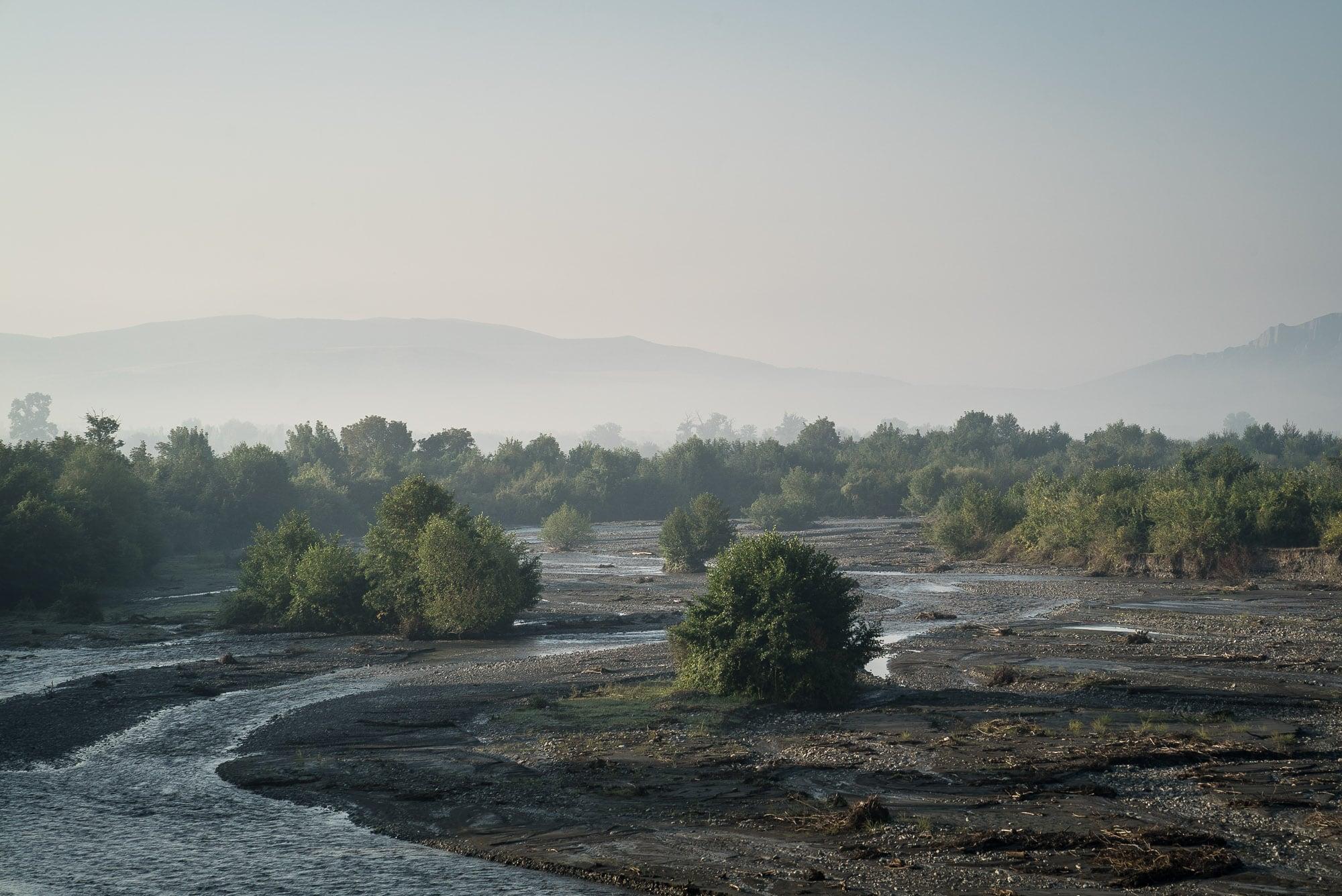 river near Nij