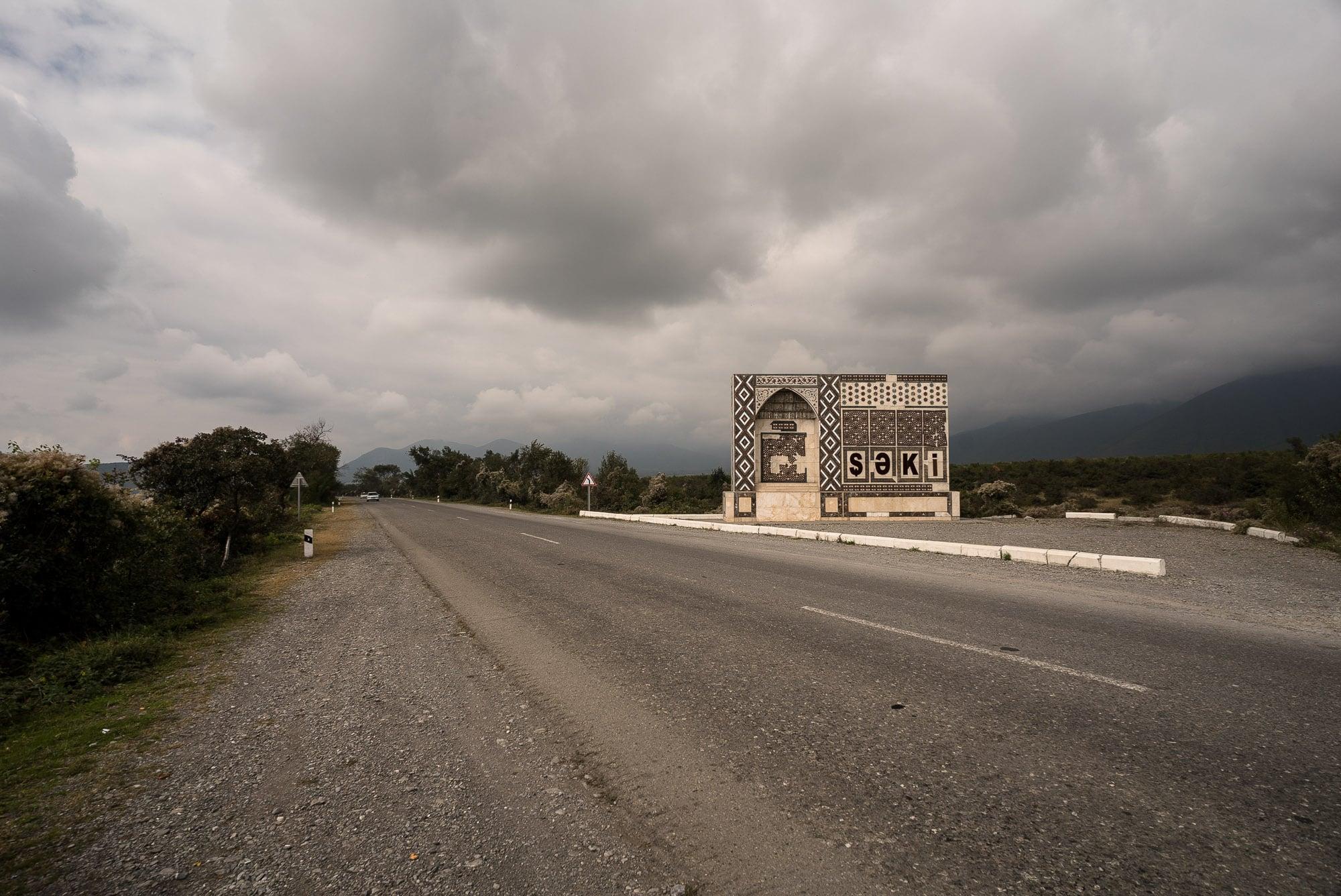 enter Sheki Rayon