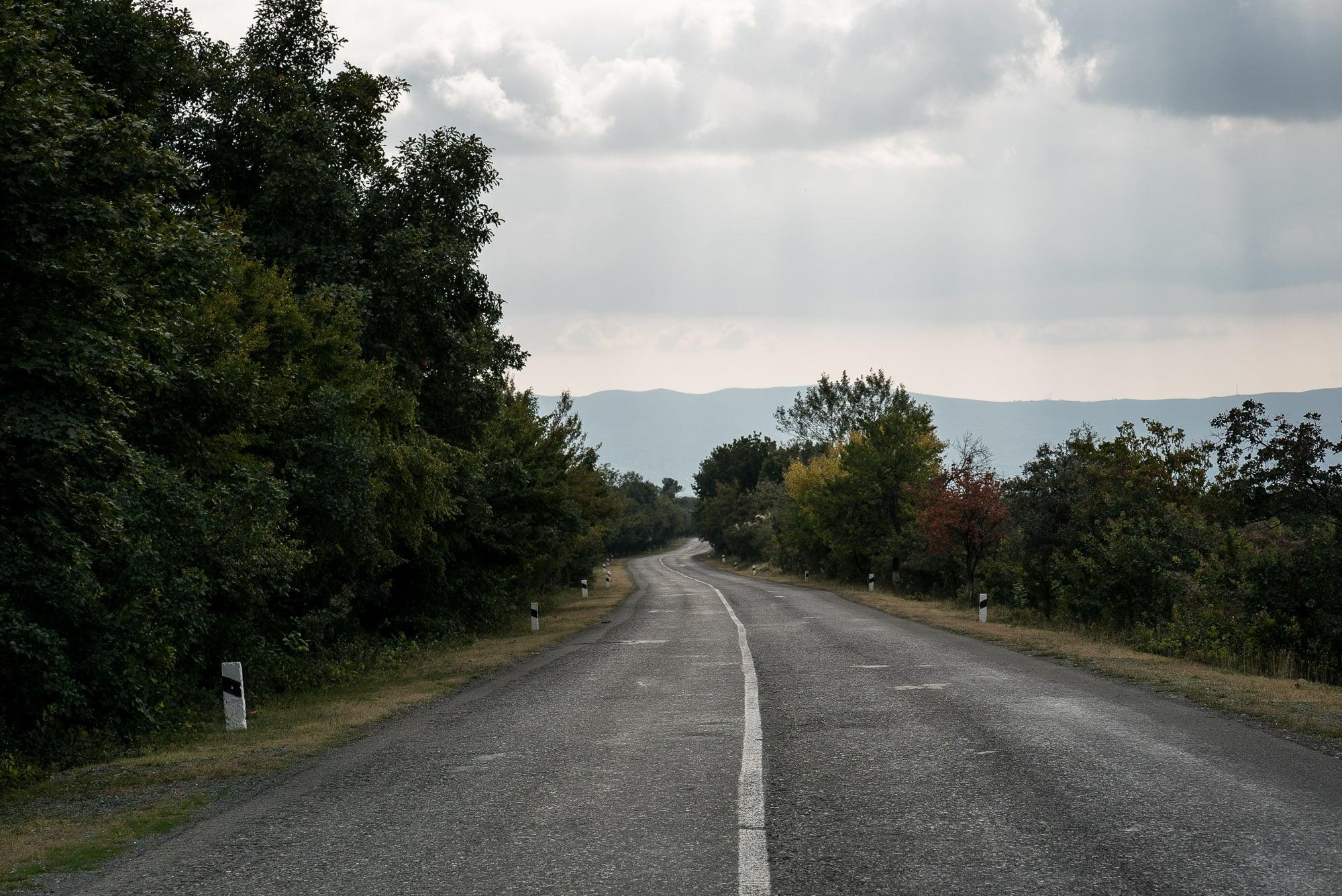 road to Shekhi