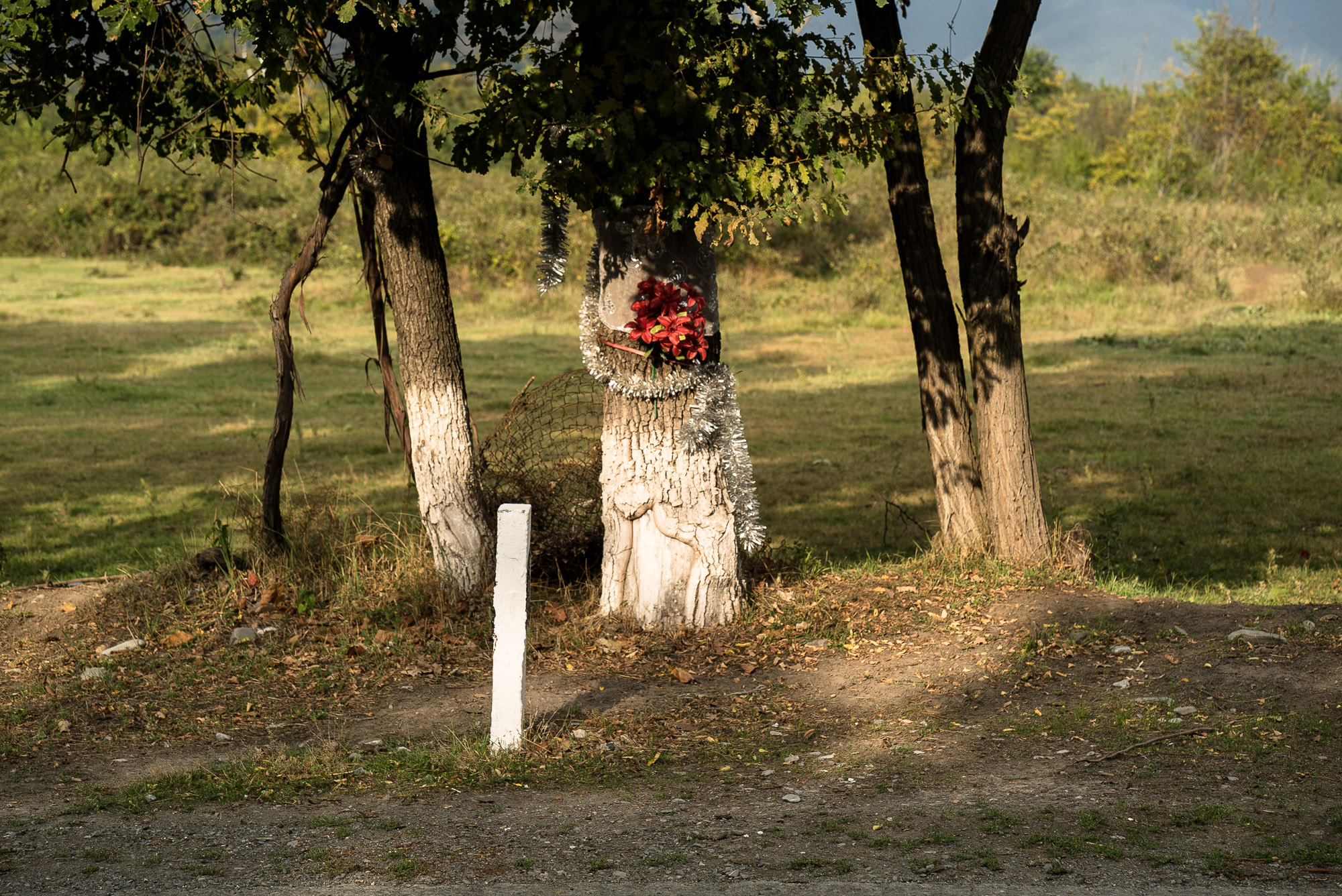 memorial wreath?