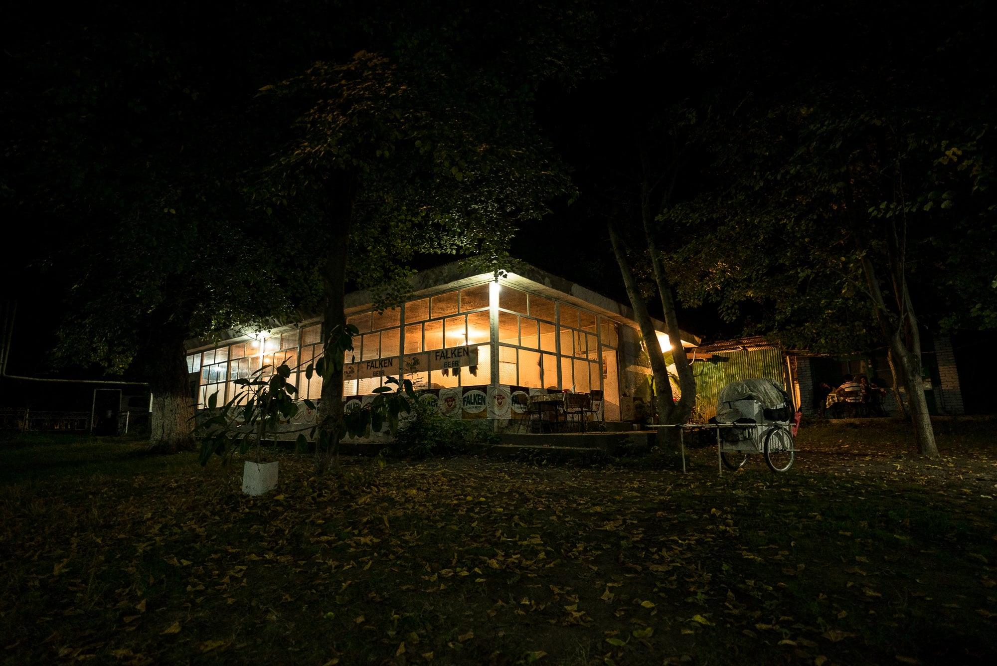 Fazil's restaurant