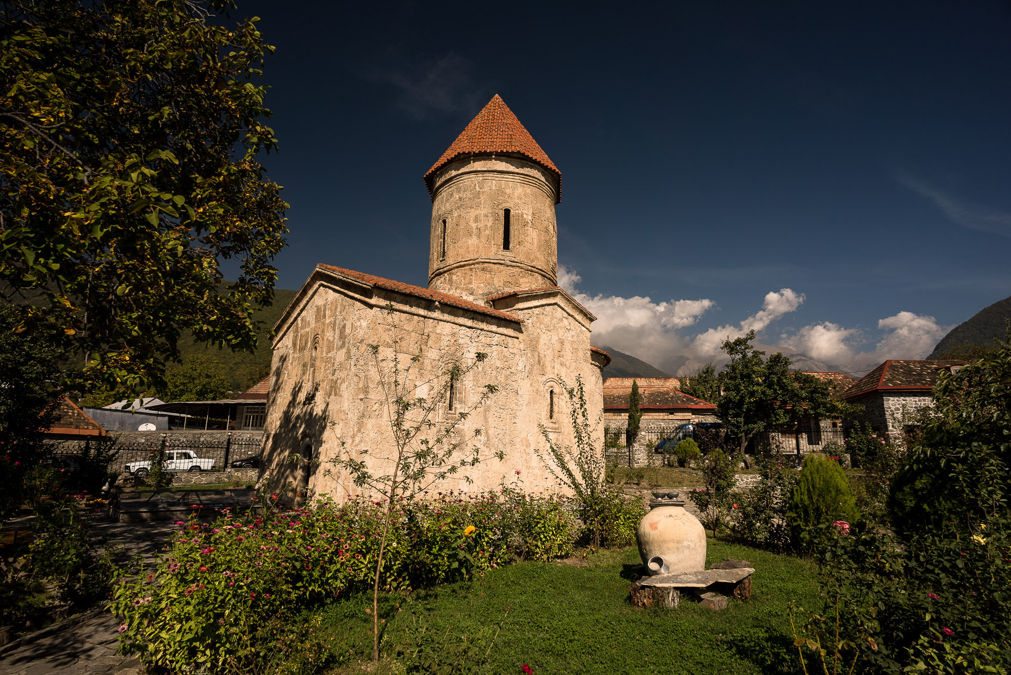 Albanian Church in Kish