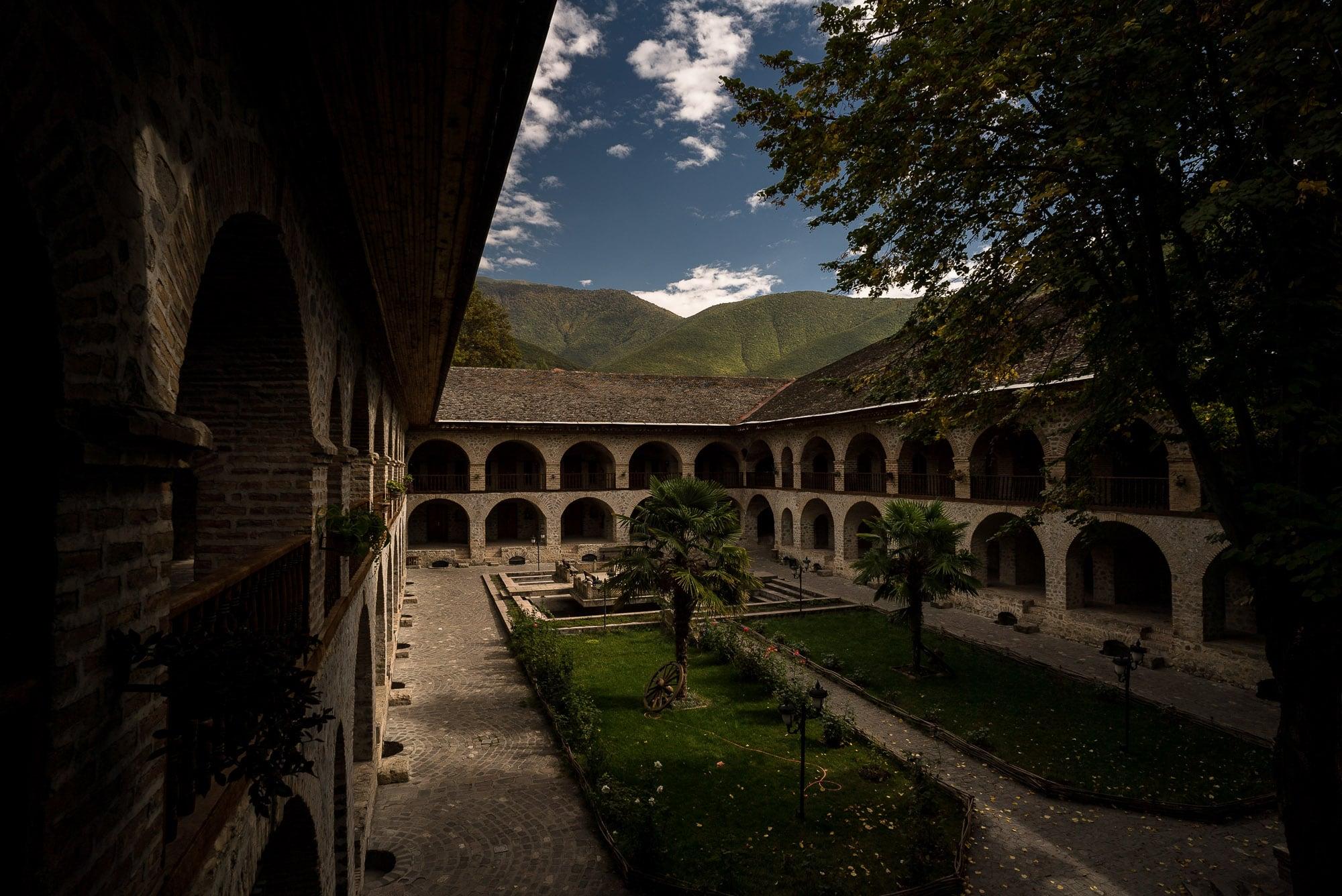 Caravanserai of Sheki