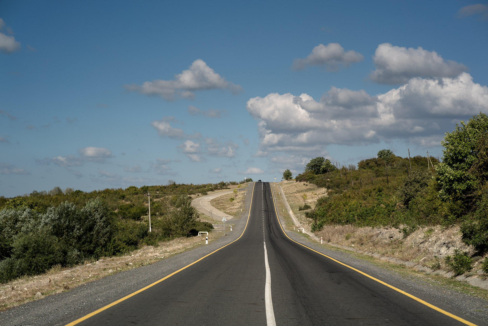 road west