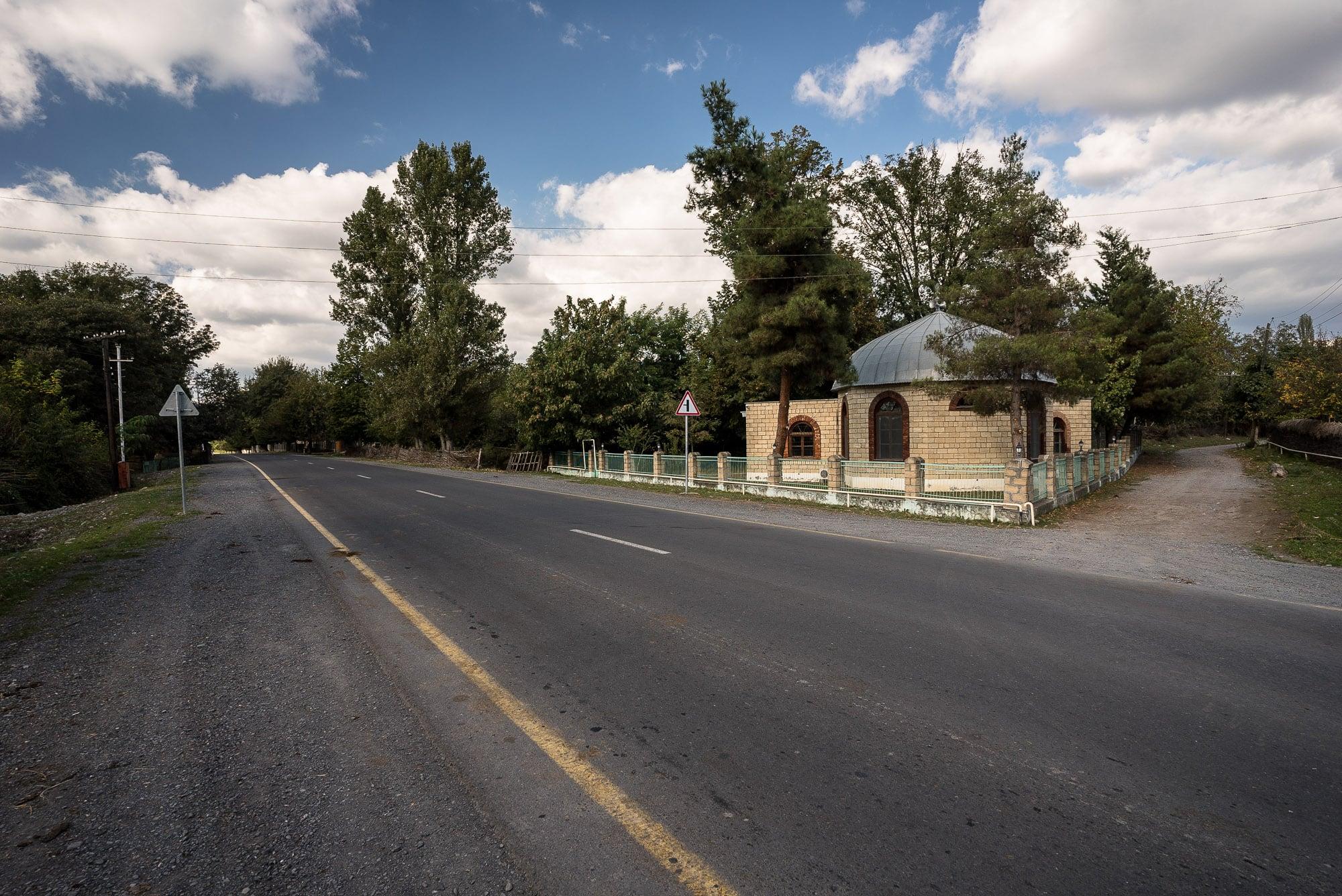 roadside mosque