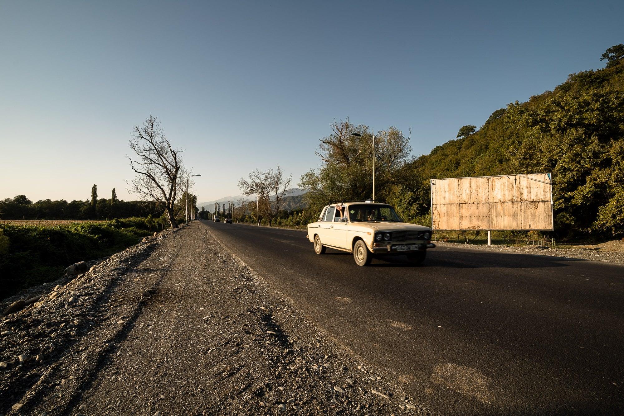 road to Georgia