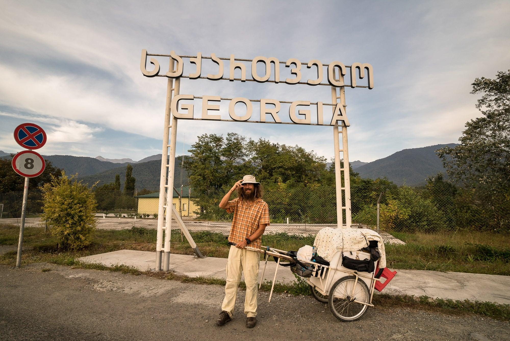 enter Georgia