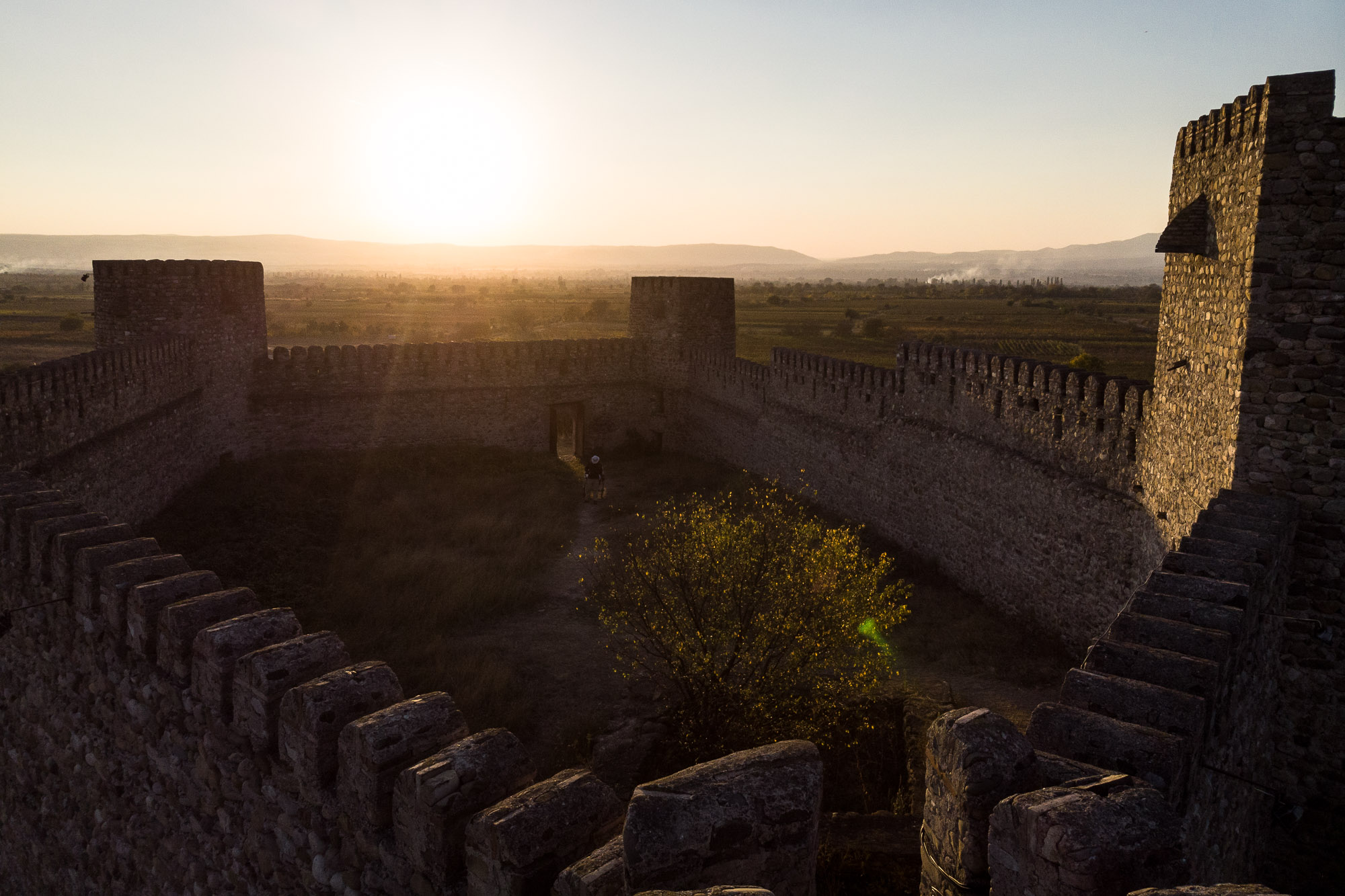 Chailuri Fortress