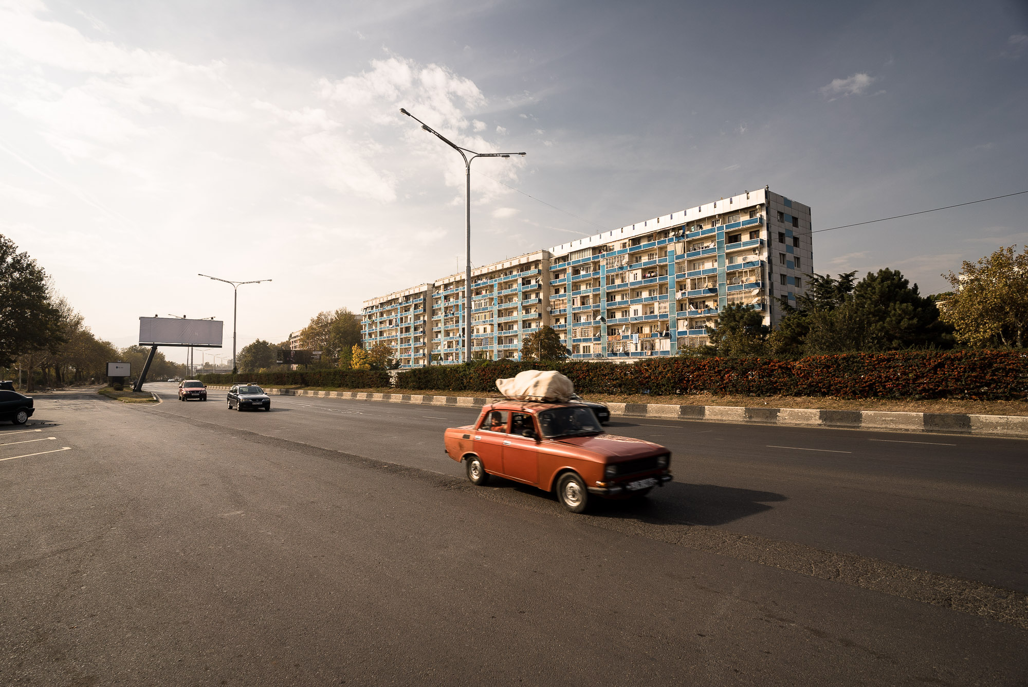enter Tbilisi