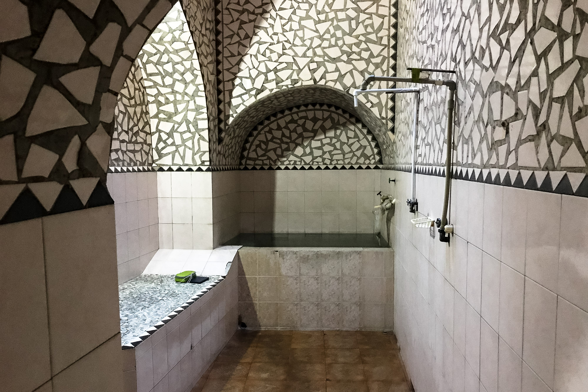 spa in Tbilisi