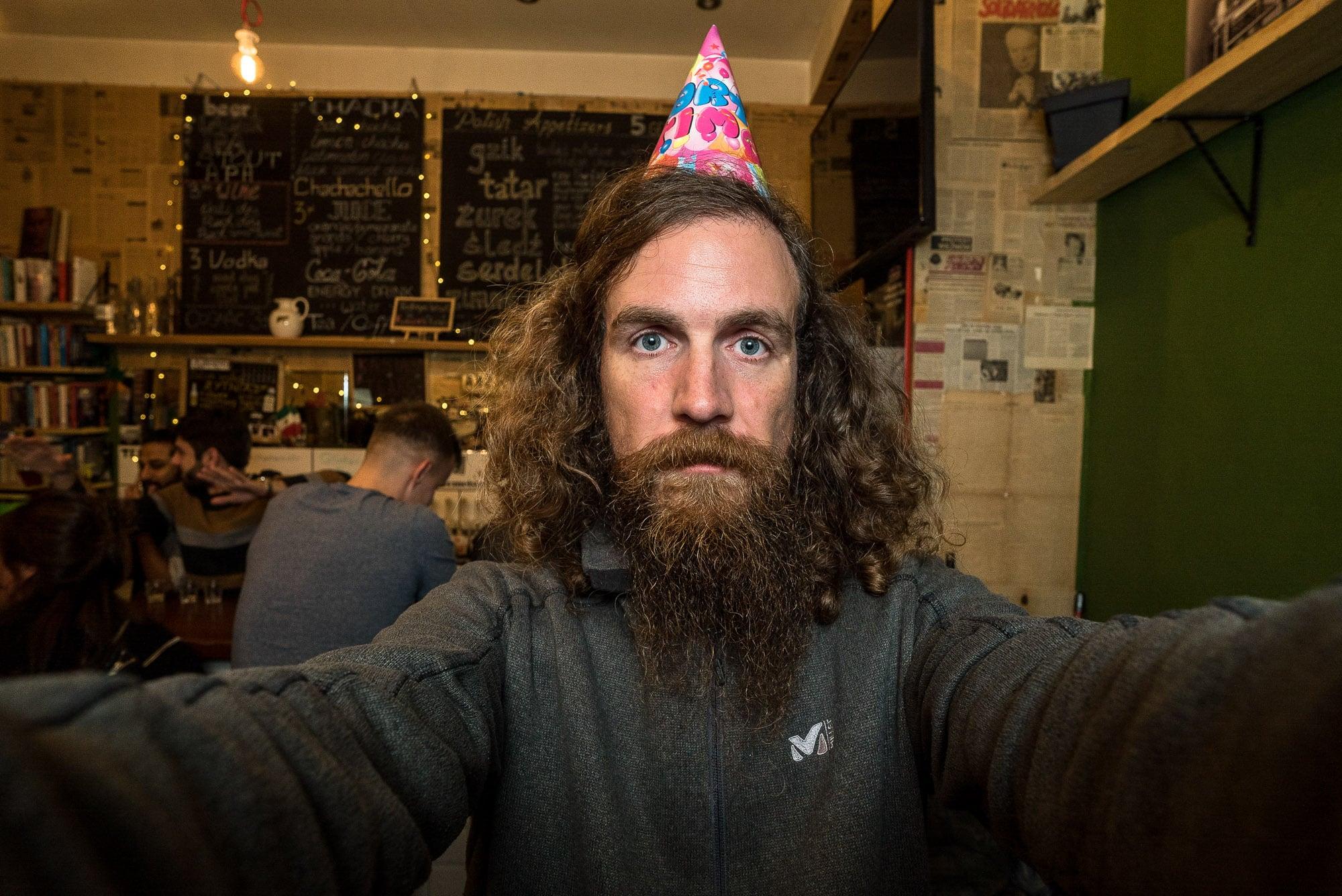 37th birthday