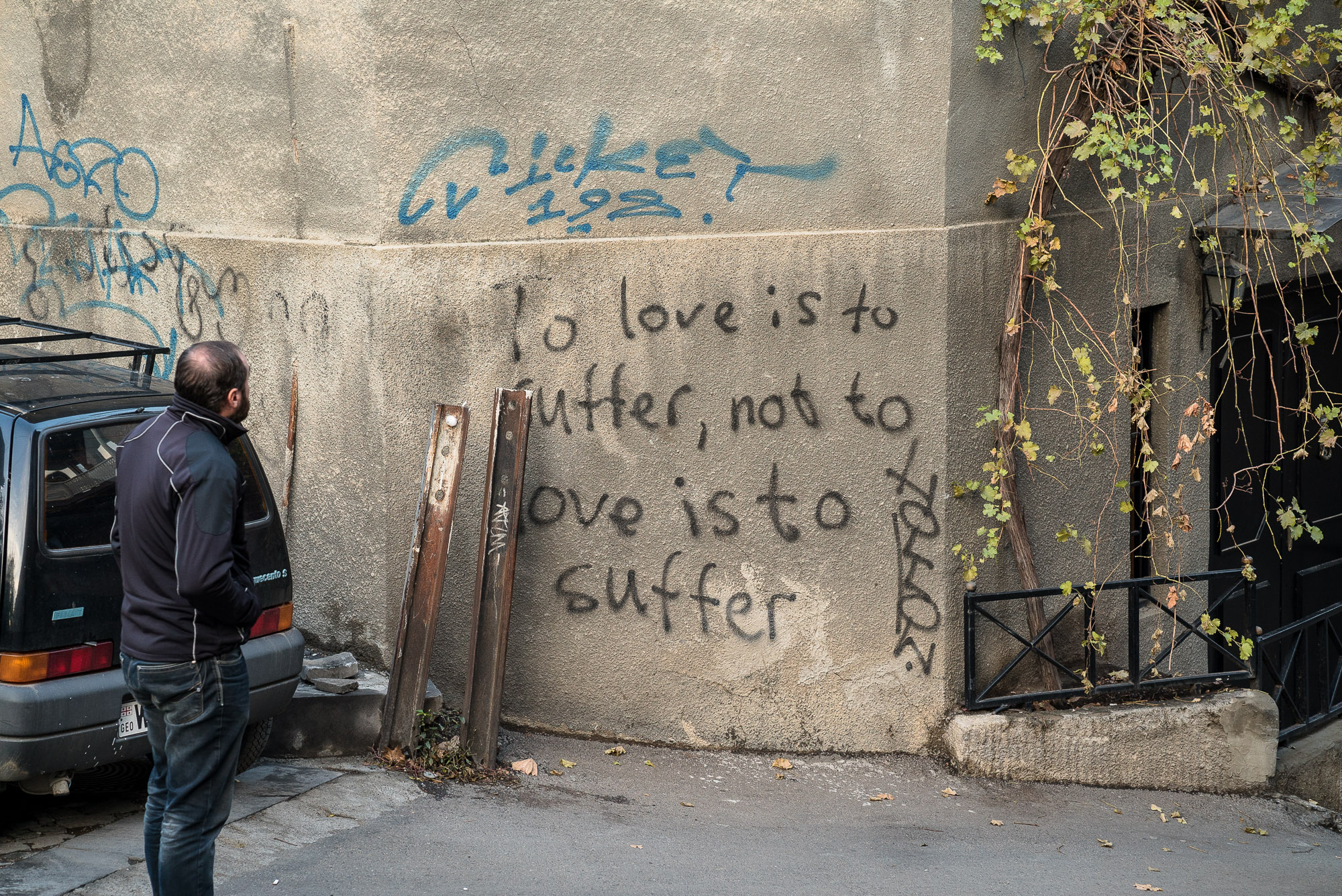 To Love Is To Suffer