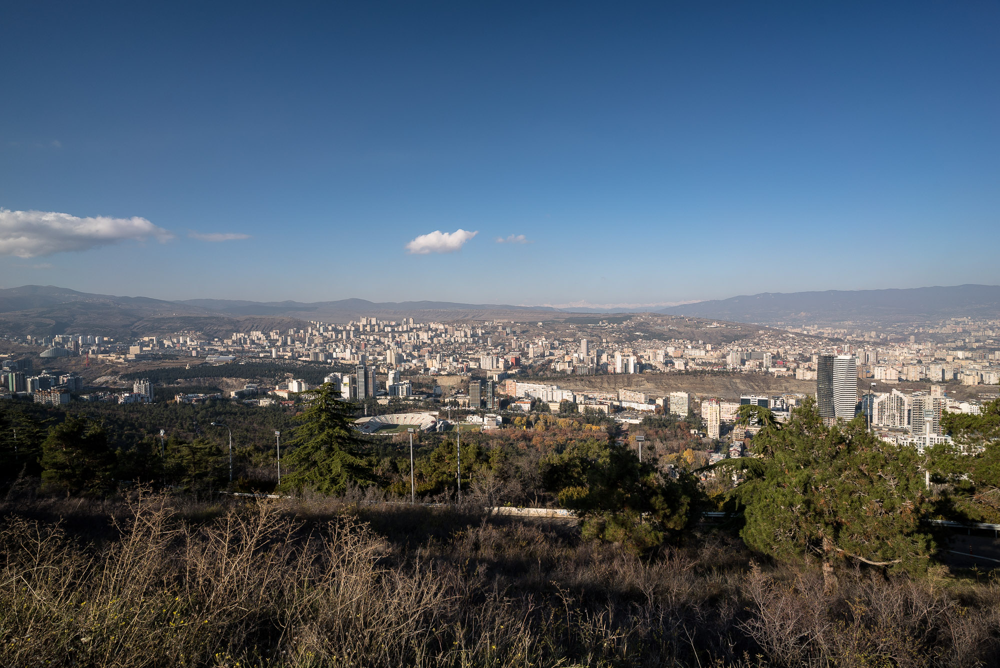 north Tbilisi