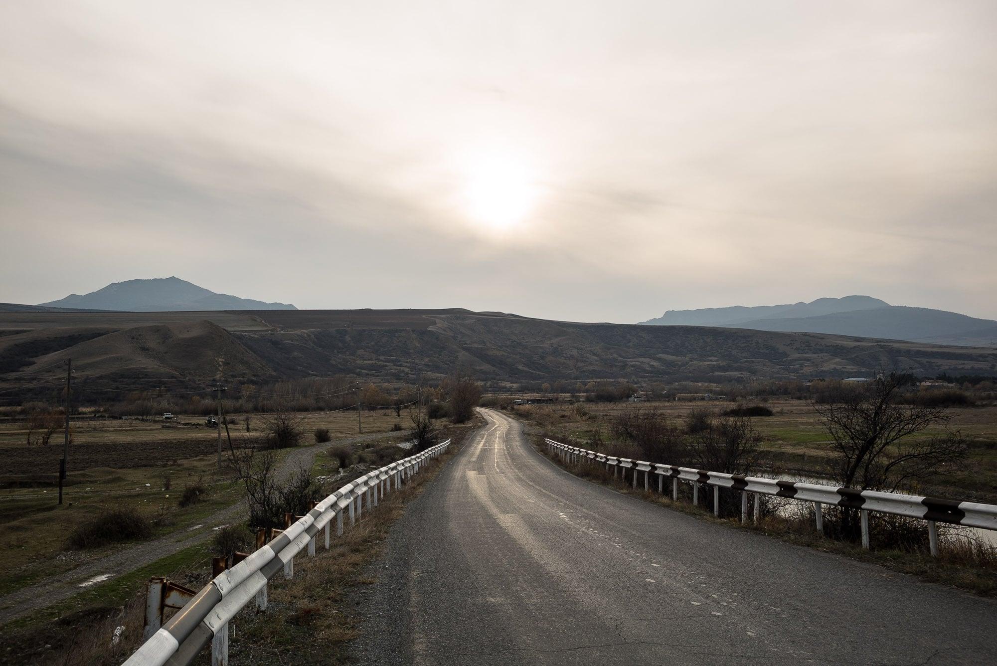 way to Gori