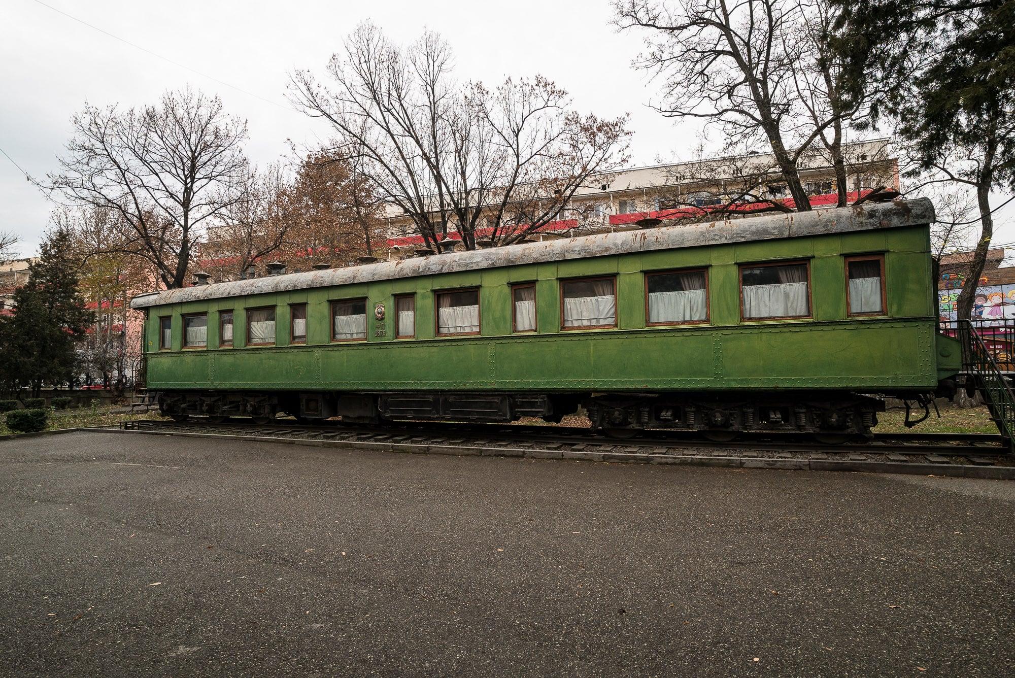 Stalin's train