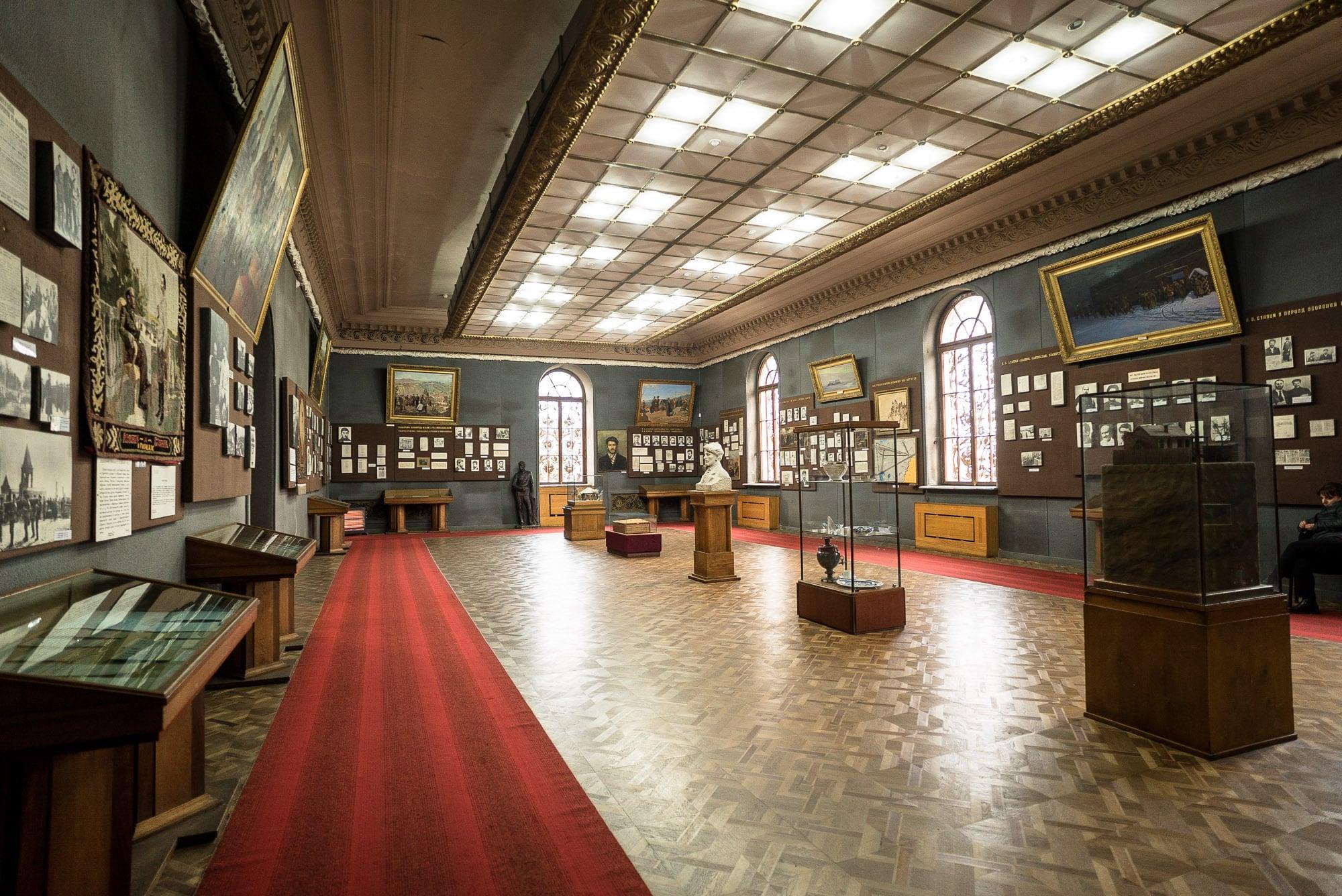 Stalin exhibition
