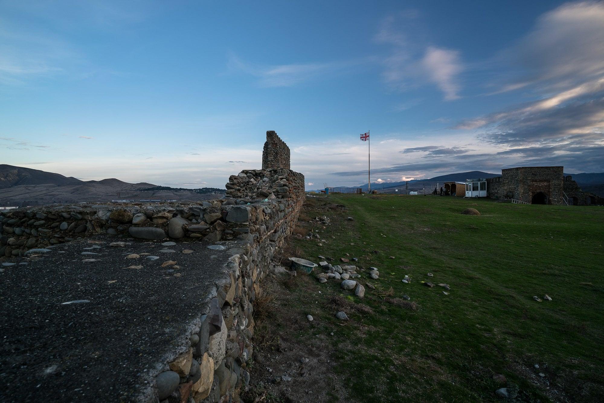 inside Gori fortress