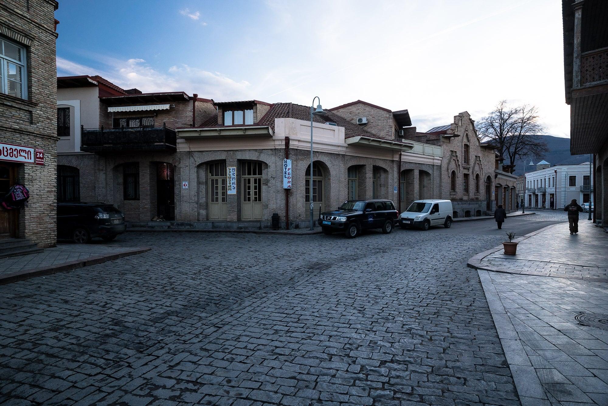 Gori old town
