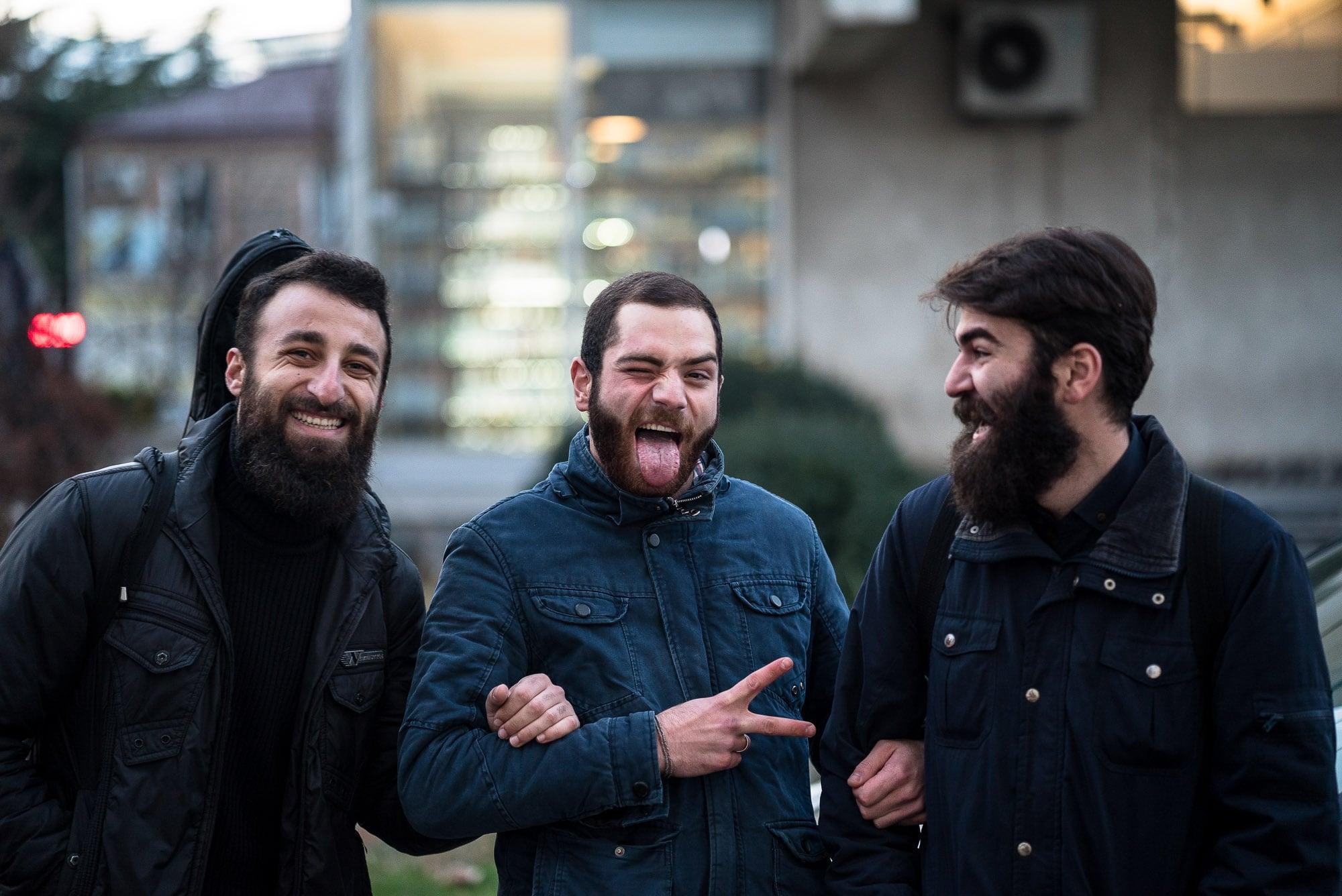 happy dudes