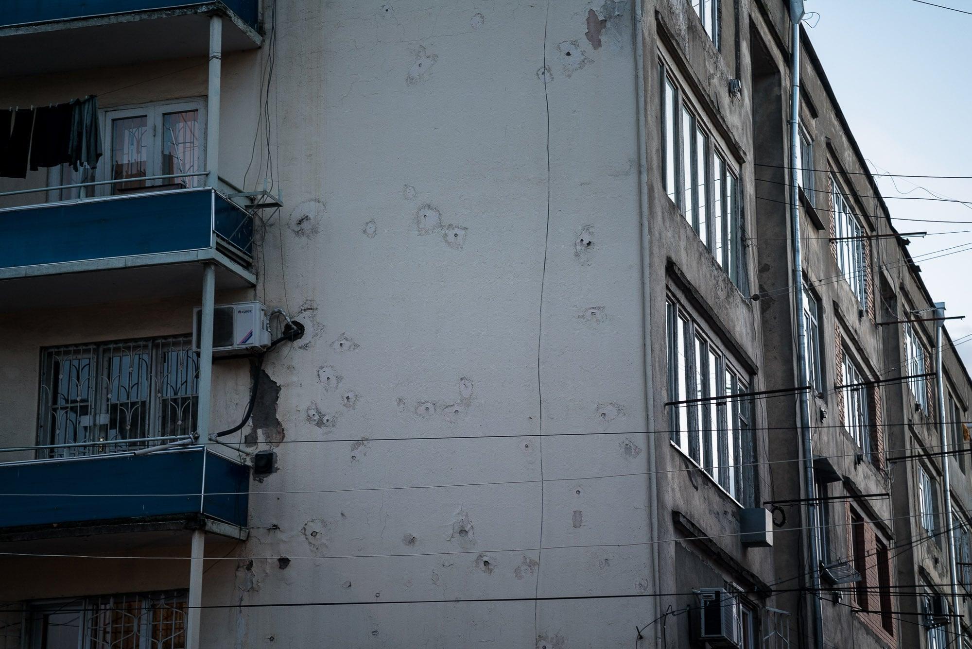more bullet holes