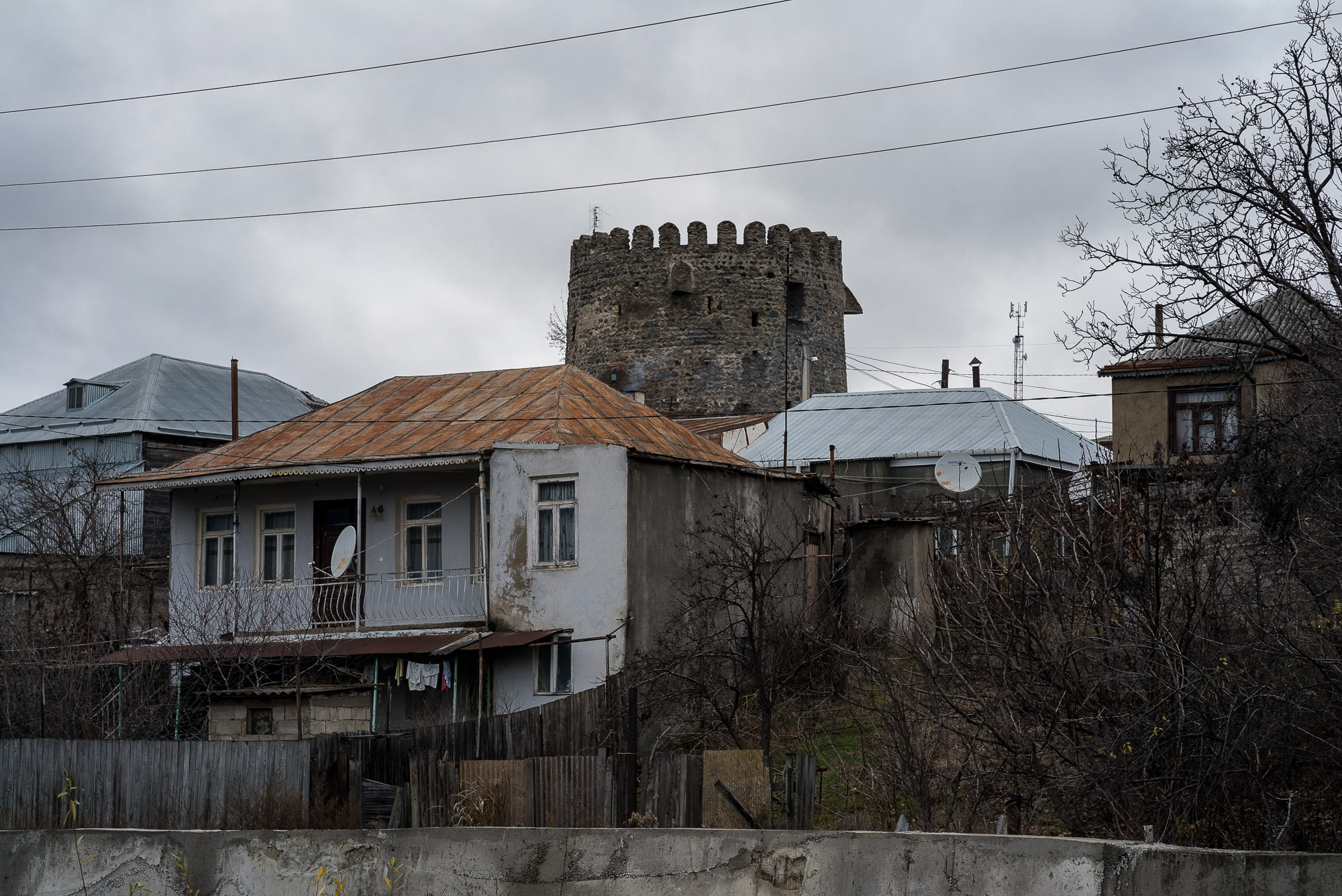 Khashuri fortress