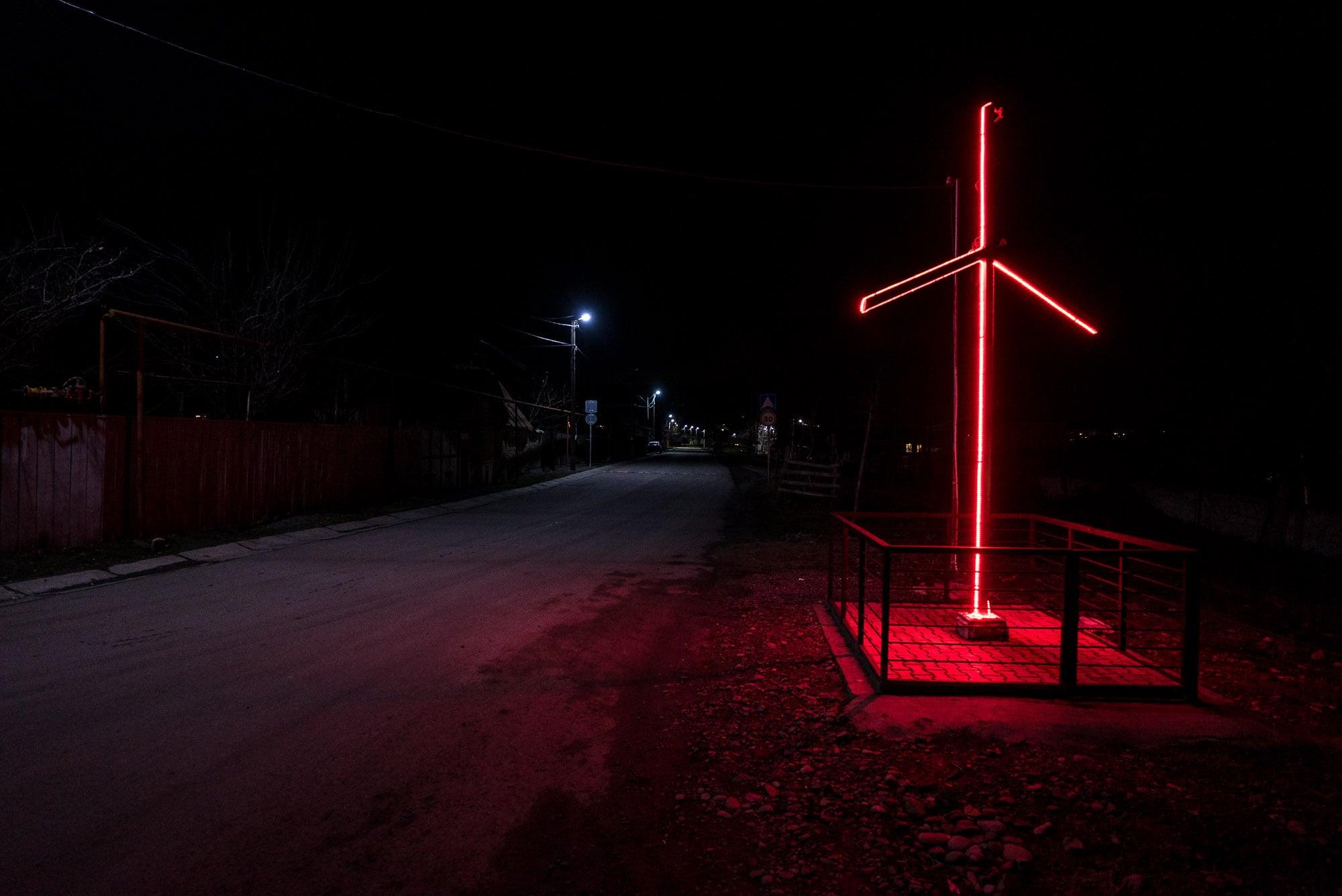 cross in Khashuri