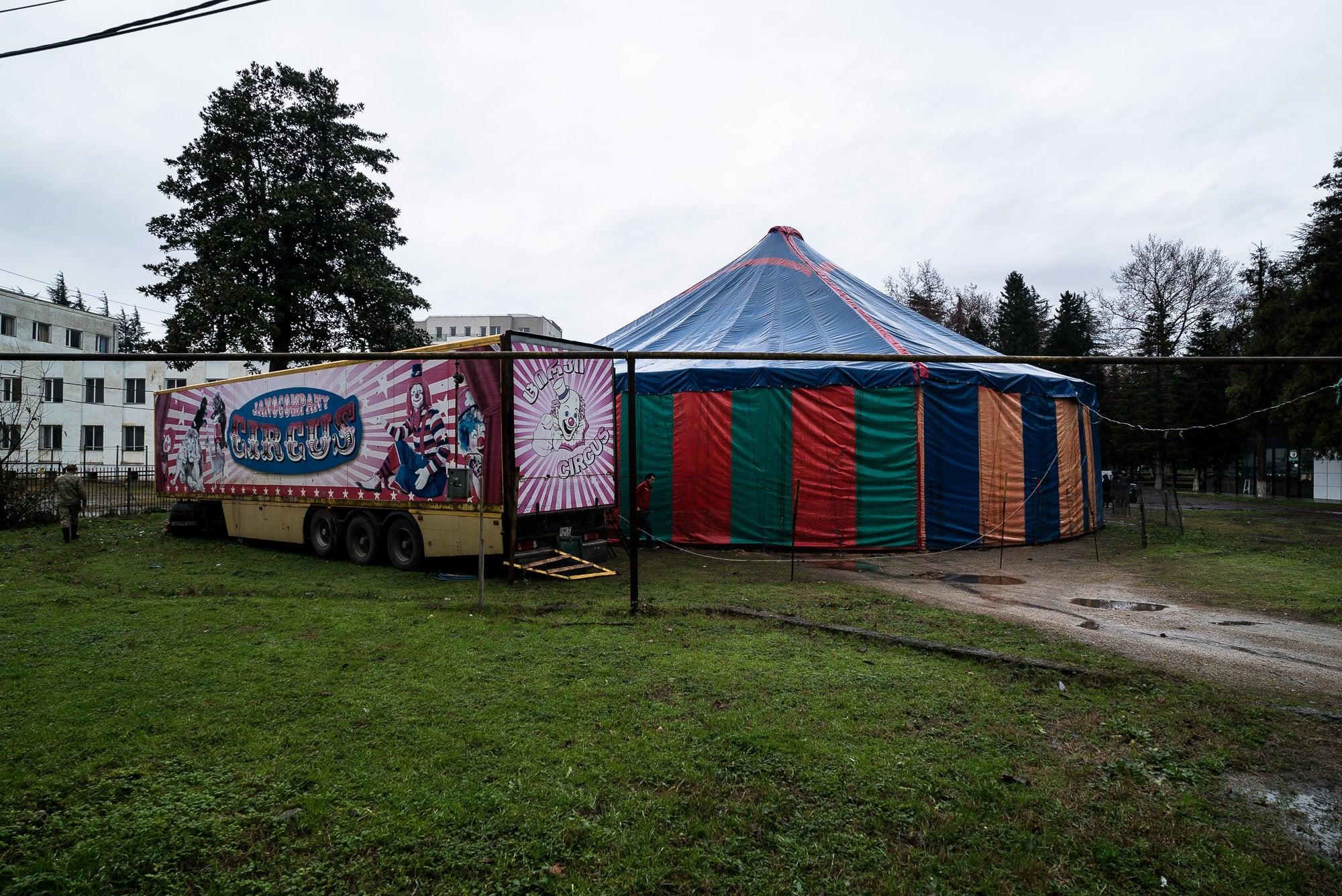 Jano Company Circus