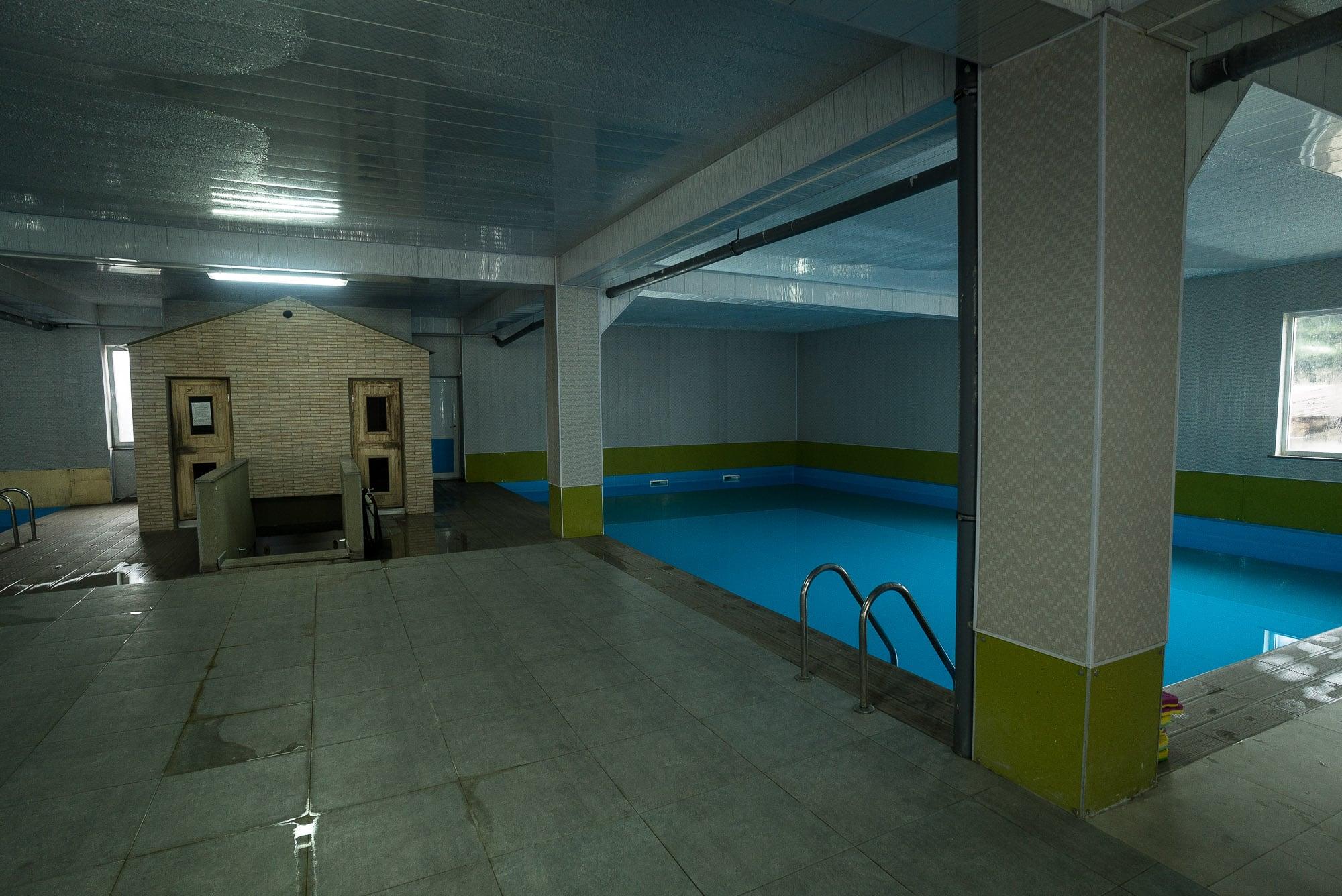 little pool