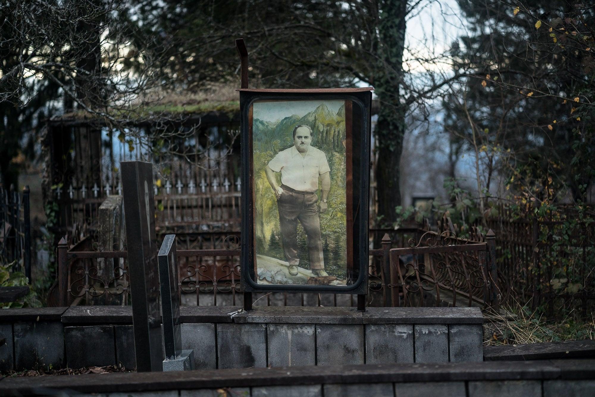 Georgian grave