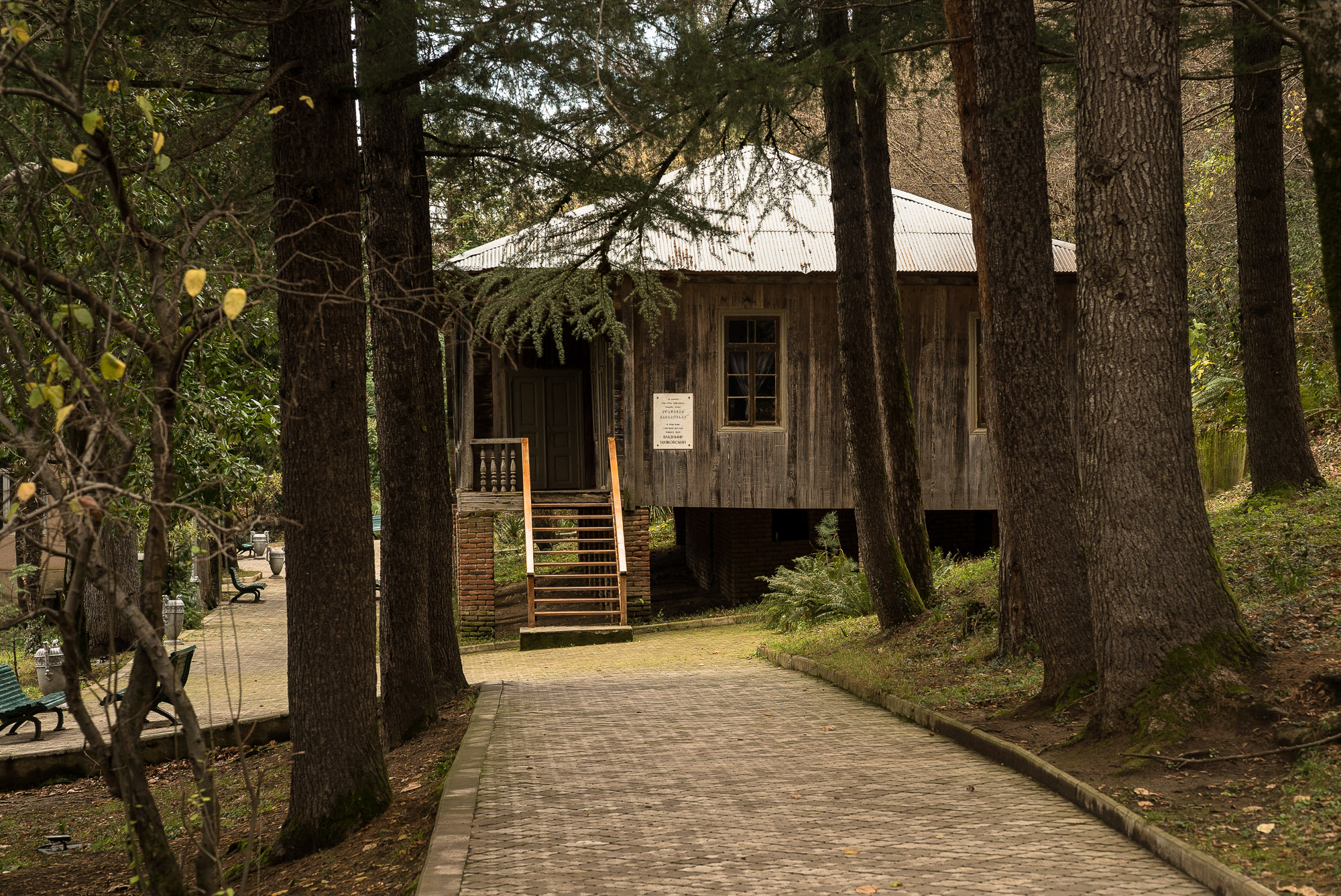 Mayakovsky's birthplace