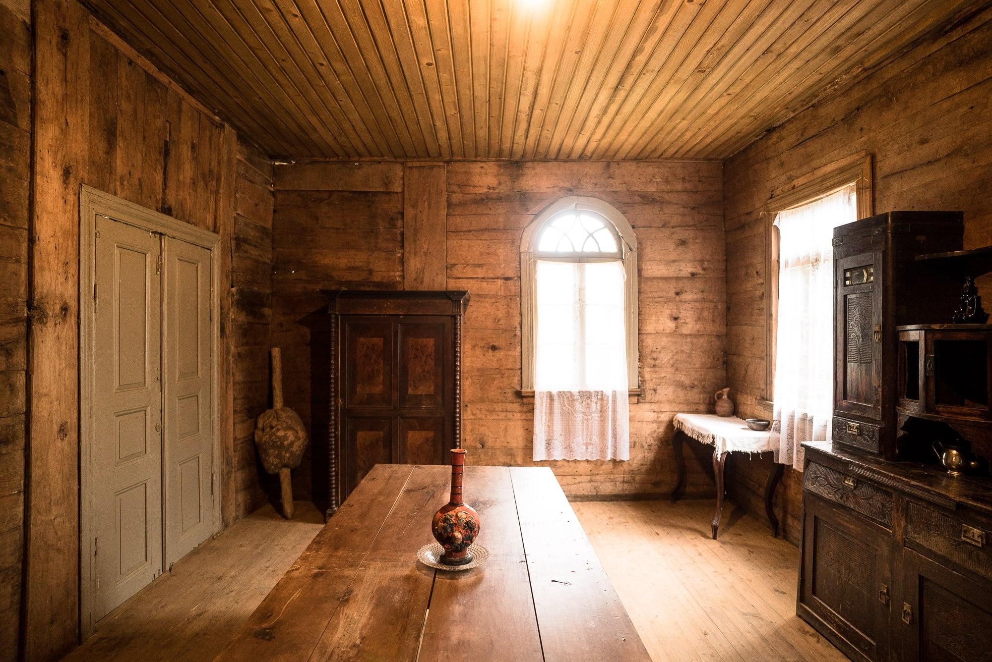 Mayakovsky's house from inside