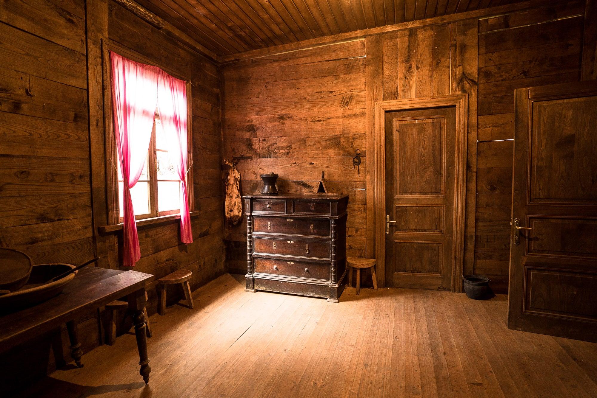 inside Mayakovsky's house