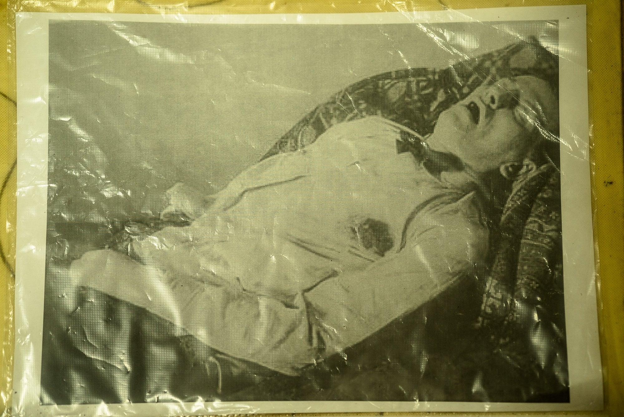 dead Mayakovsky