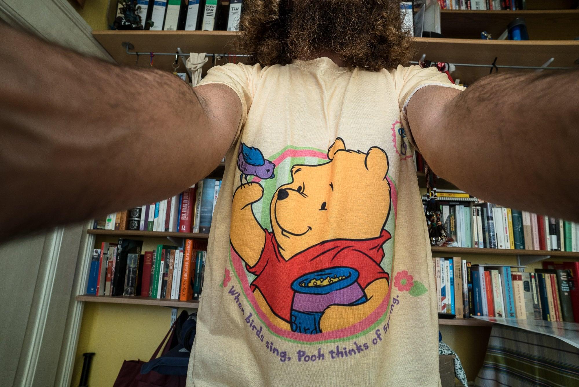 Winnie The Pooh shirt