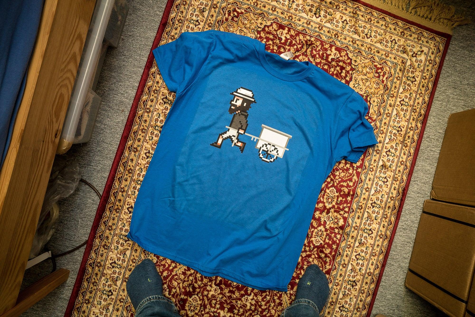 TLW shirt prototype full size