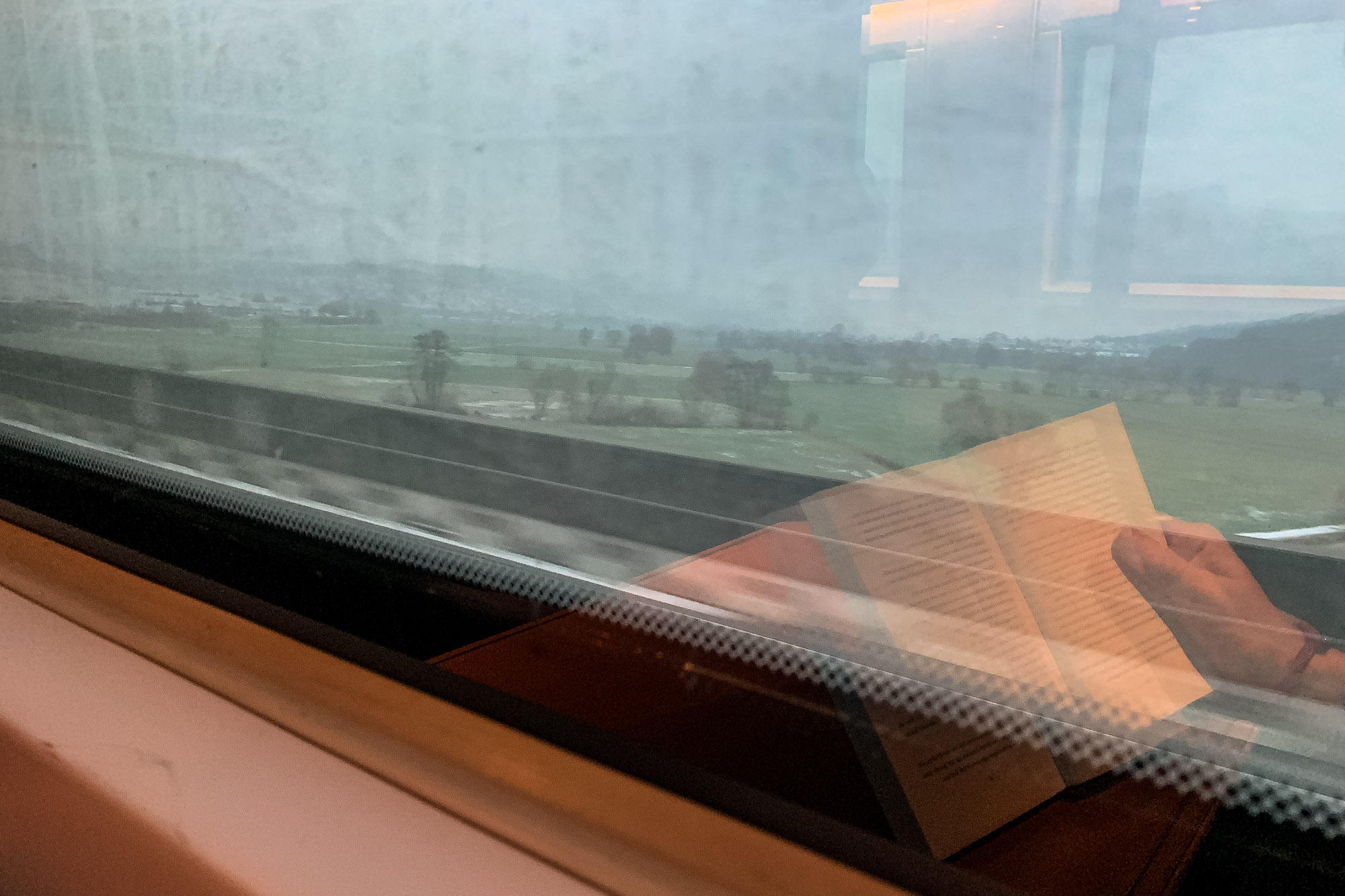 to Frankfurt